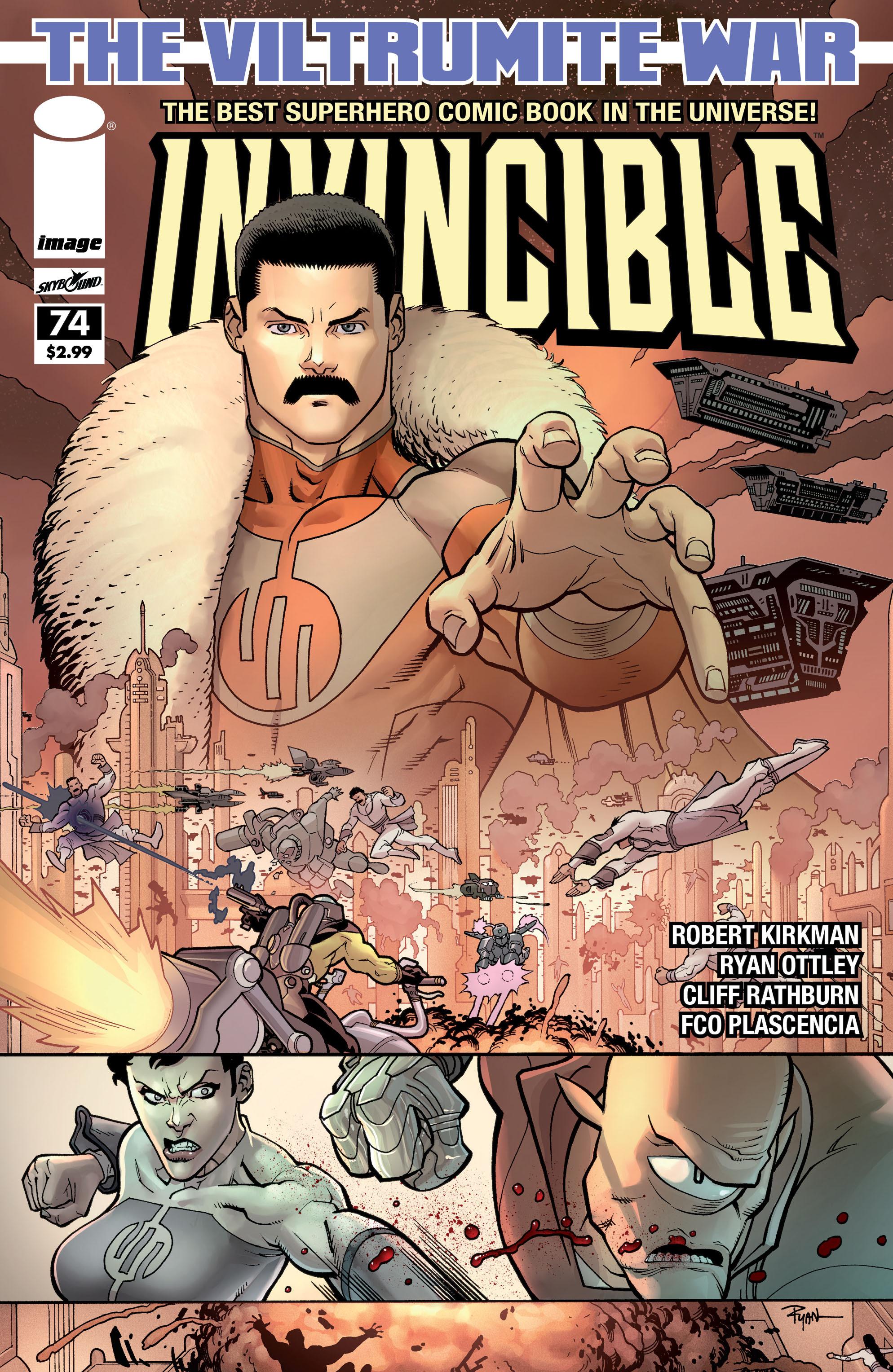 Invincible 74 Page 1