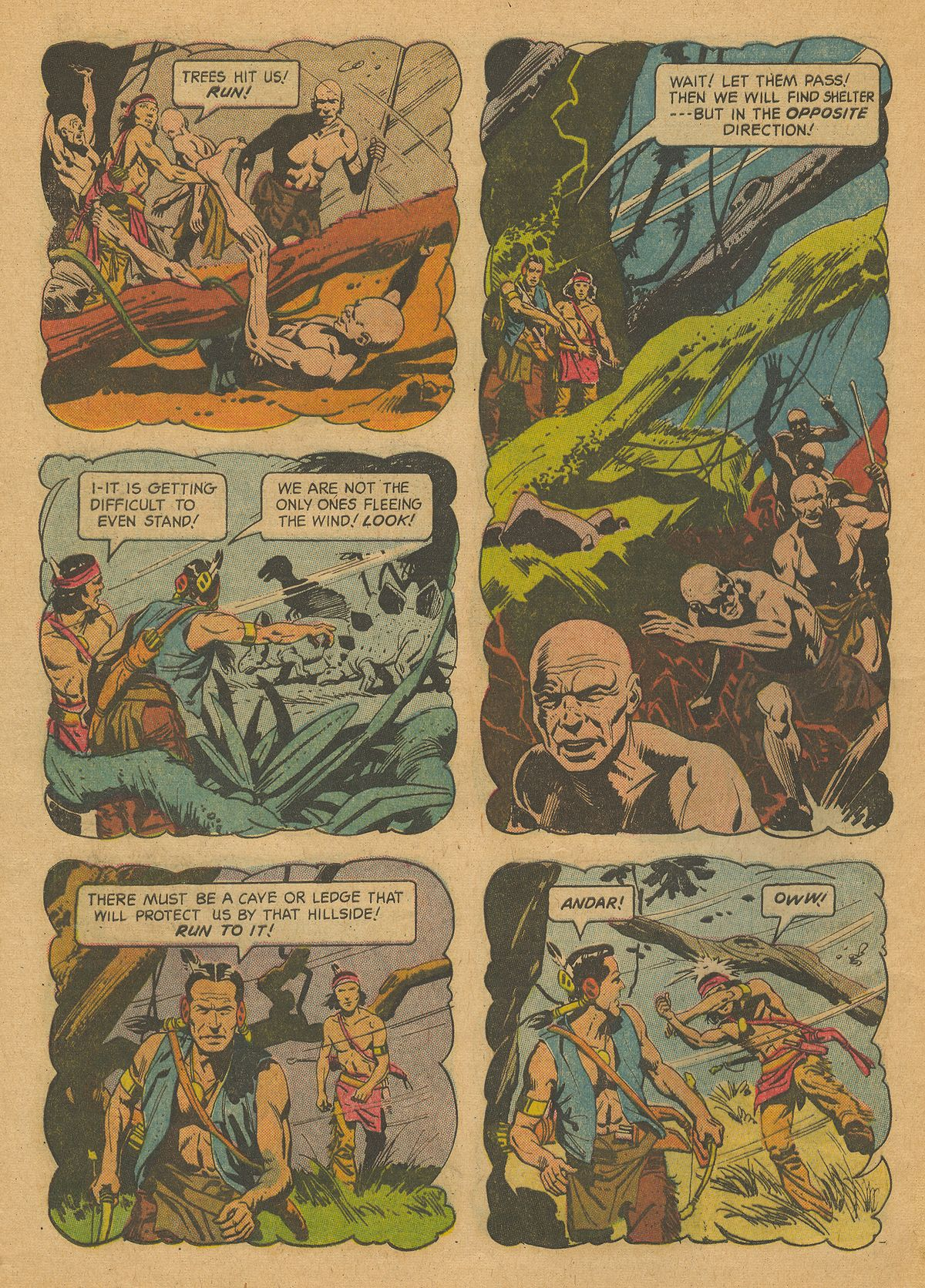Read online Turok, Son of Stone comic -  Issue #37 - 28