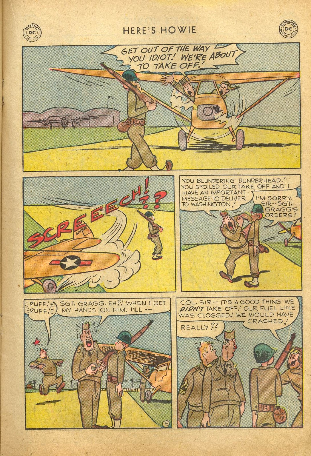 Here's Howie Comics issue 10 - Page 15
