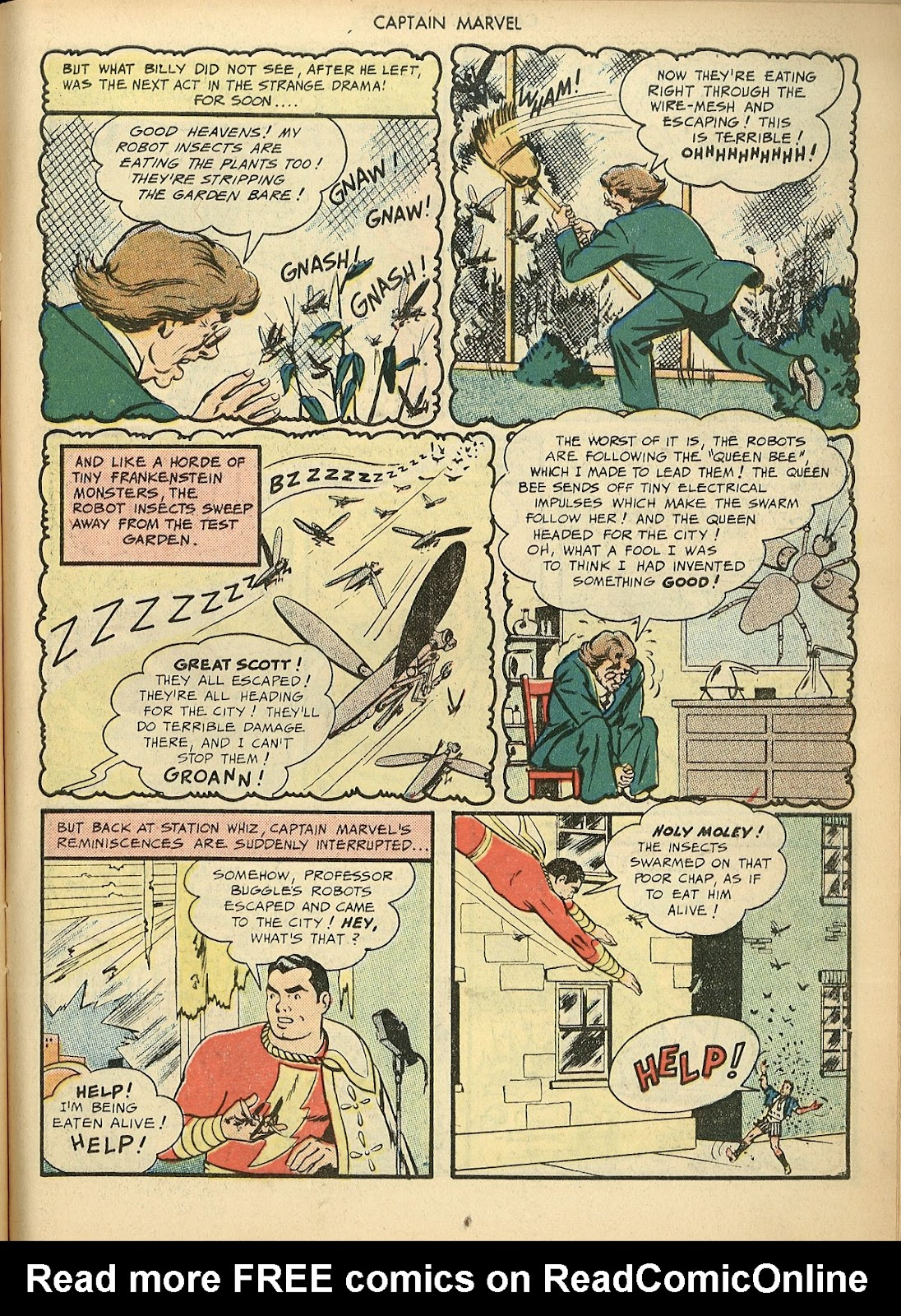 Captain Marvel Adventures issue 70 - Page 19