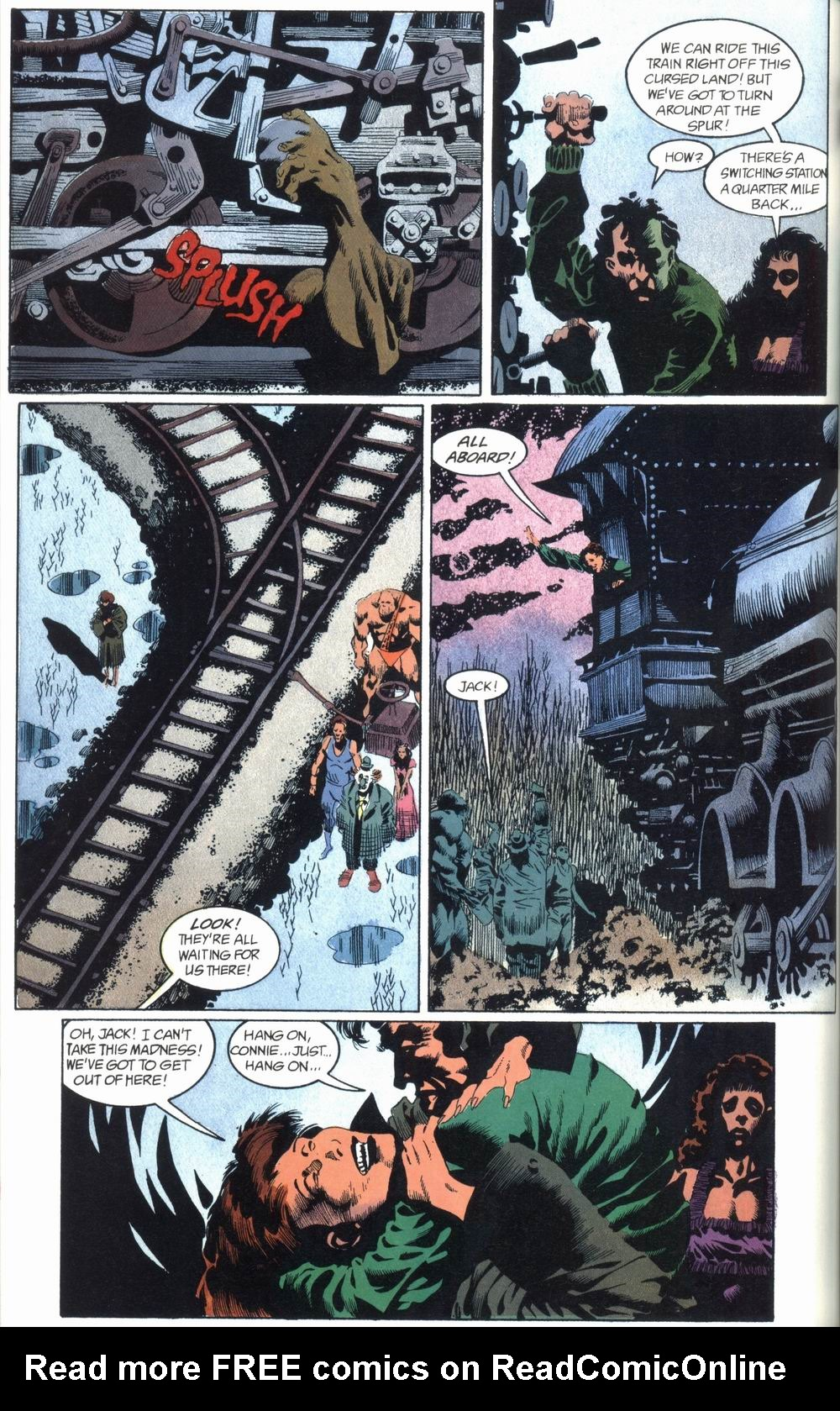 Read online Deadman: Love After Death comic -  Issue #2 - 44
