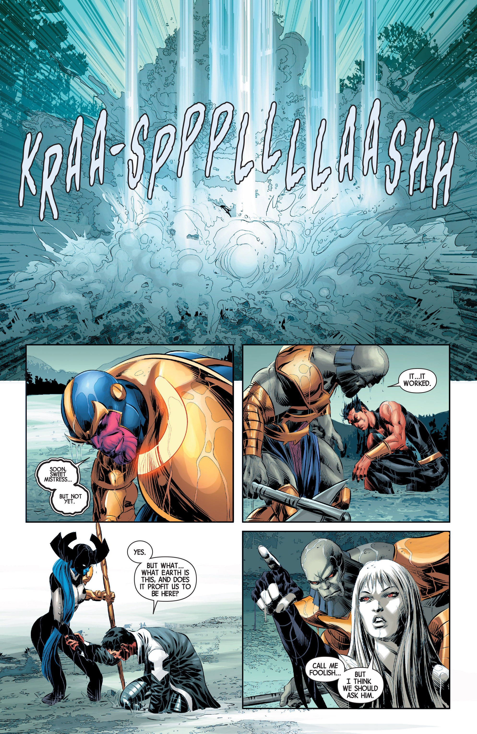 Read online Avengers (2013) comic -  Issue #41 - 23