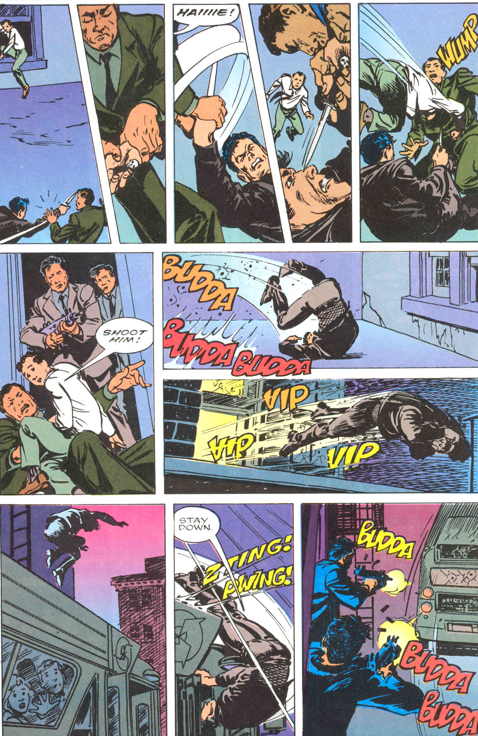 The Punisher Movie Special issue Full - Page 51