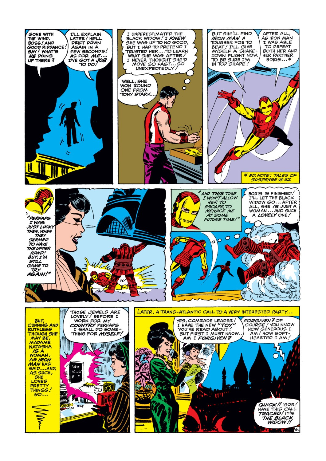 Tales of Suspense (1959) issue 53 - Page 7