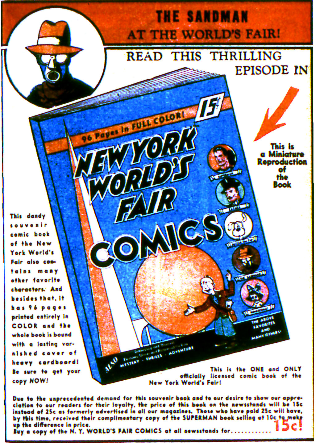 Read online Adventure Comics (1938) comic -  Issue #44 - 13