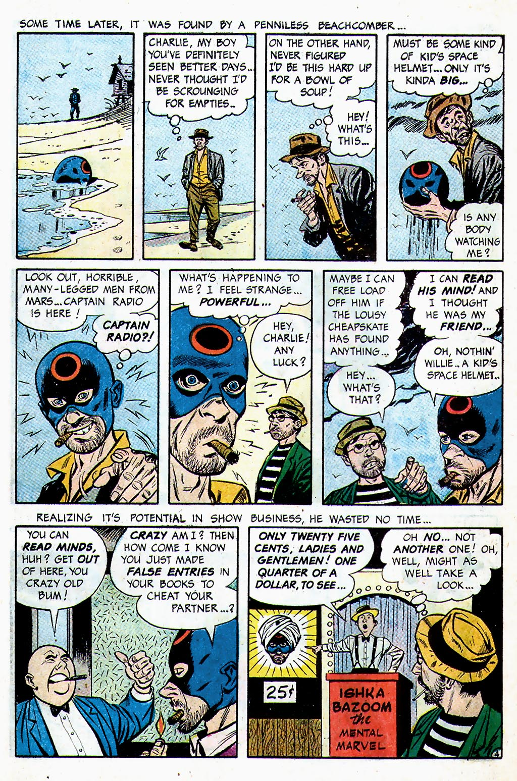 T.H.U.N.D.E.R. Agents (1965) issue 13 - Page 39