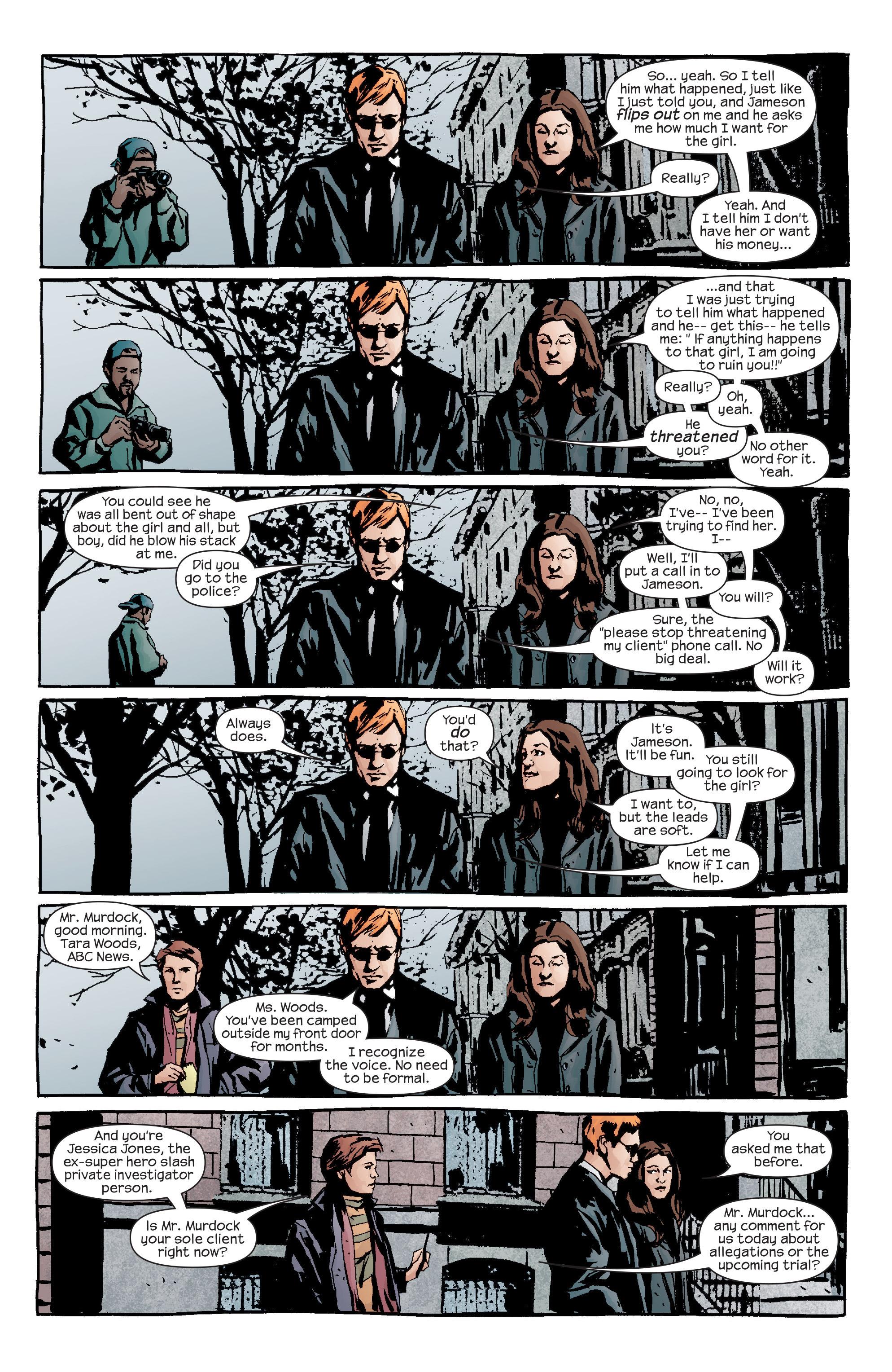 Read online Alias comic -  Issue #18 - 10