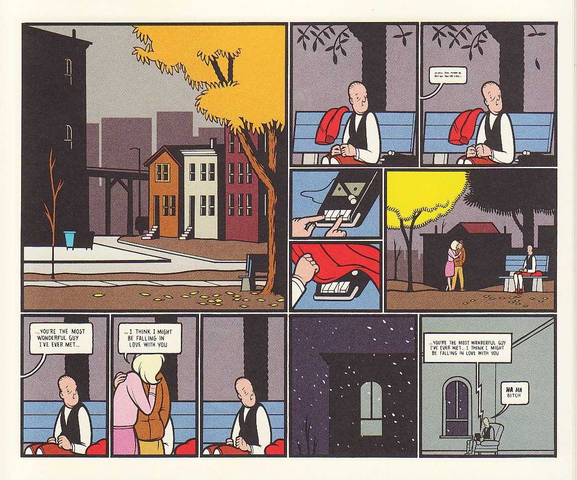Jimmy Corrigan: The Smartest Kid on Earth (2000) issue TPB (Part 2) - Page 1