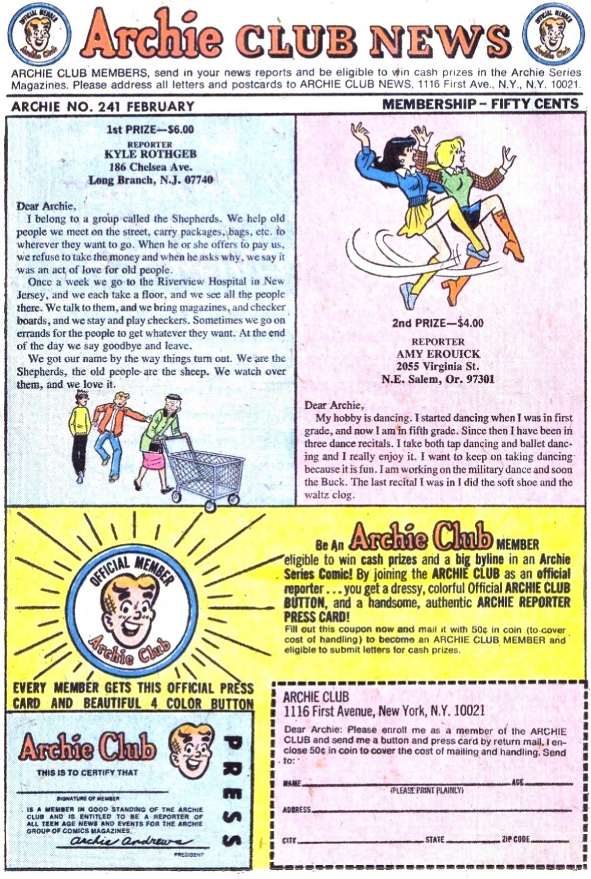 Read online Archie (1960) comic -  Issue #241 - 26