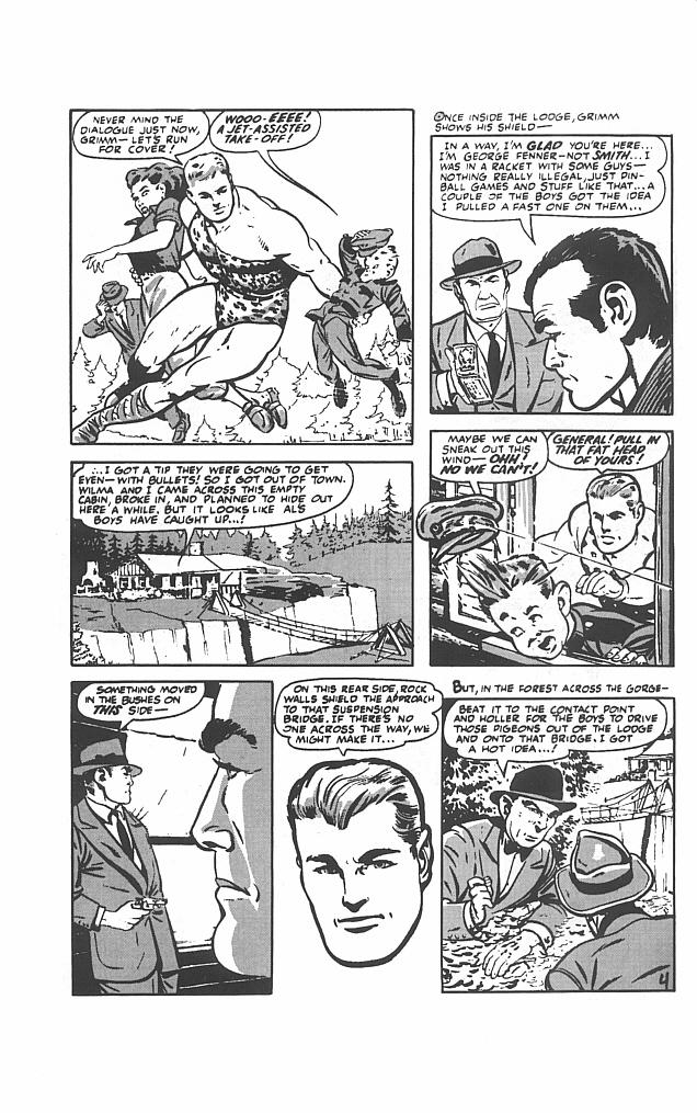 Read online Men of Mystery Comics comic -  Issue #24 - 28