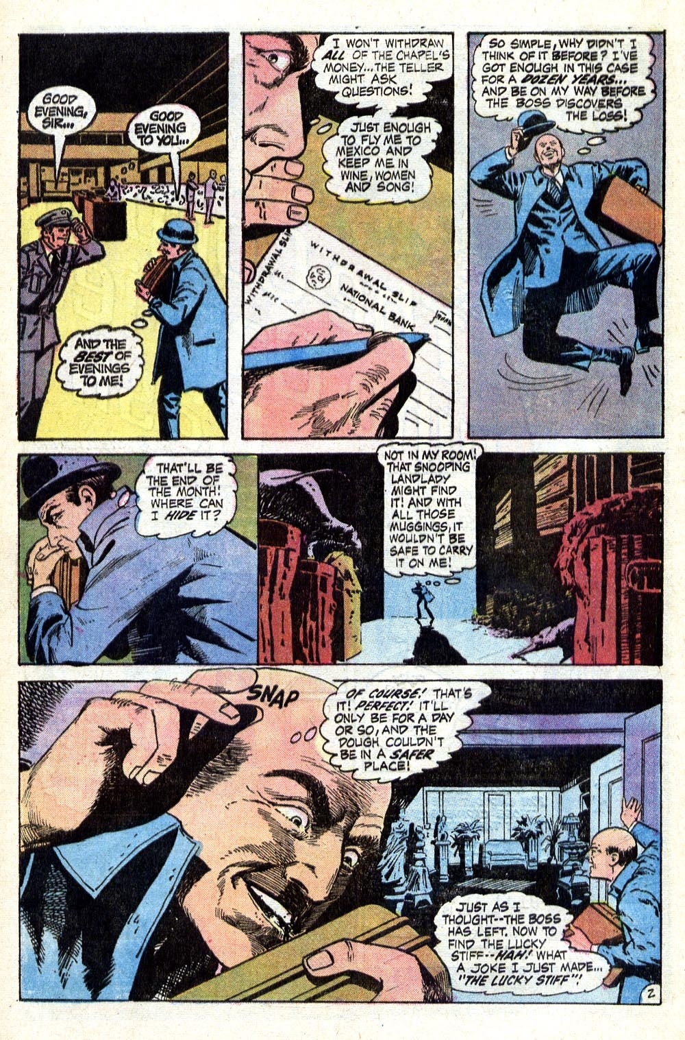 The Witching Hour (1969) issue 17 - Page 29