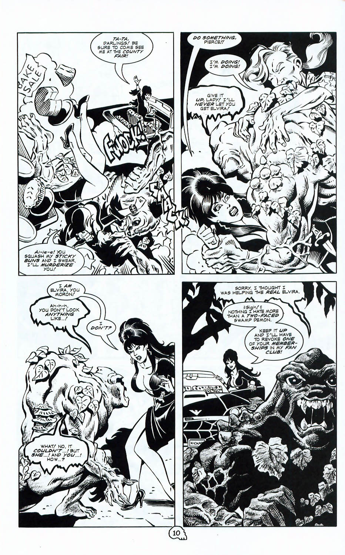 Read online Elvira, Mistress of the Dark comic -  Issue #117 - 12