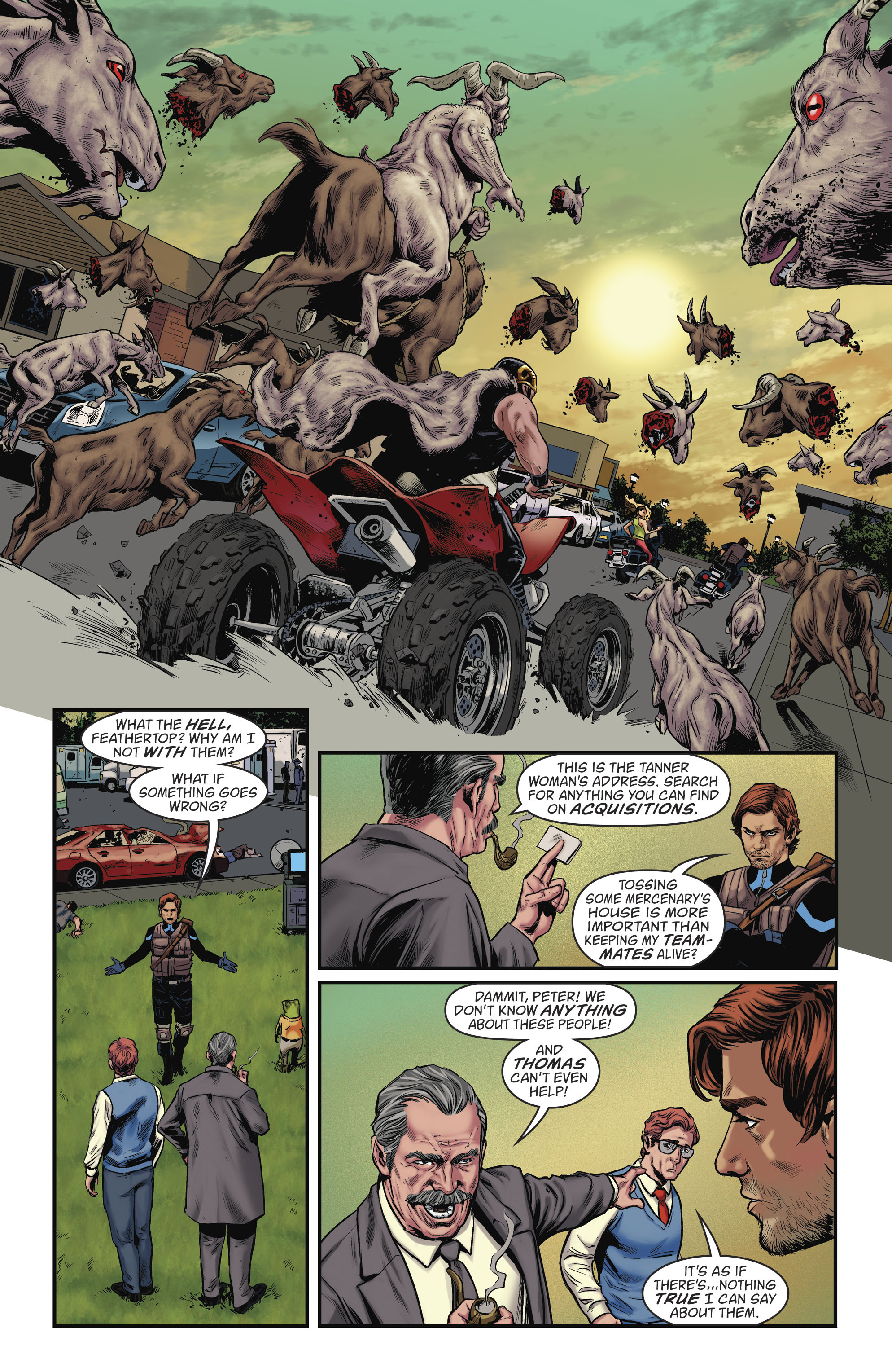 Read online Everafter comic -  Issue #9 - 14