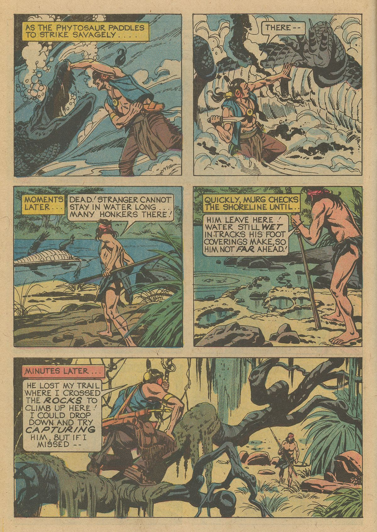 Read online Turok, Son of Stone comic -  Issue #109 - 10