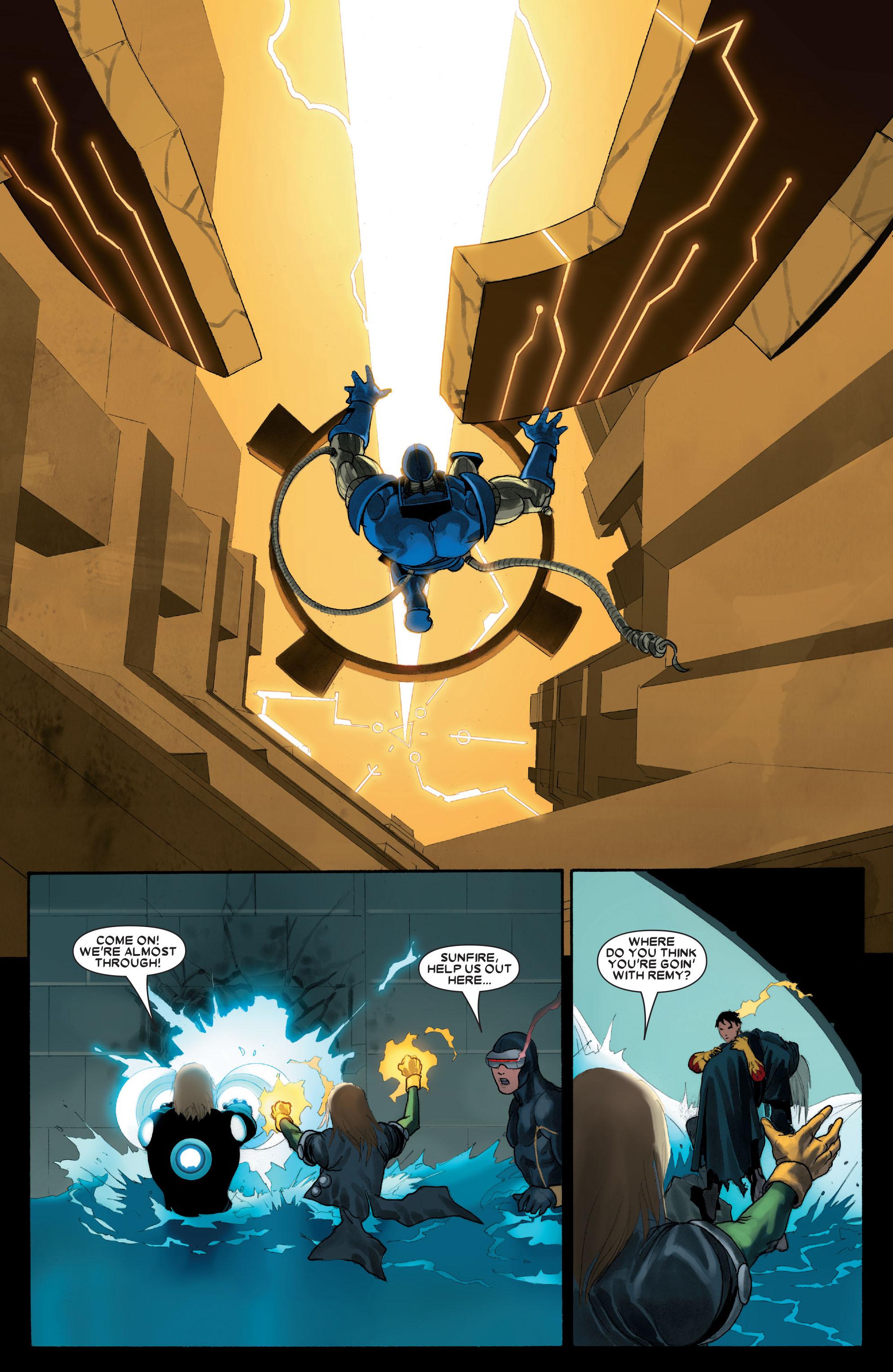 X-Men (1991) 186 Page 16