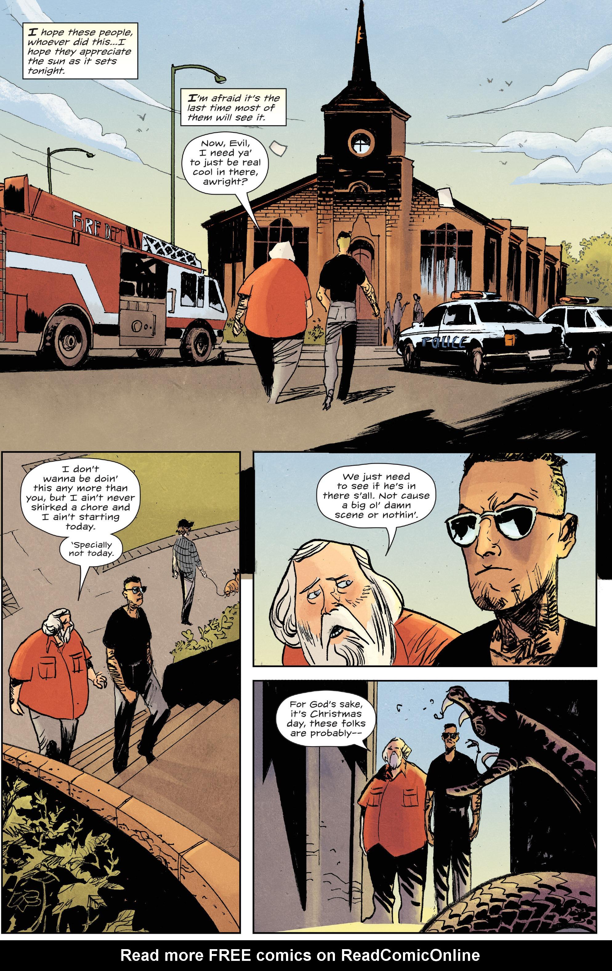 Read online Redneck comic -  Issue #2 - 13