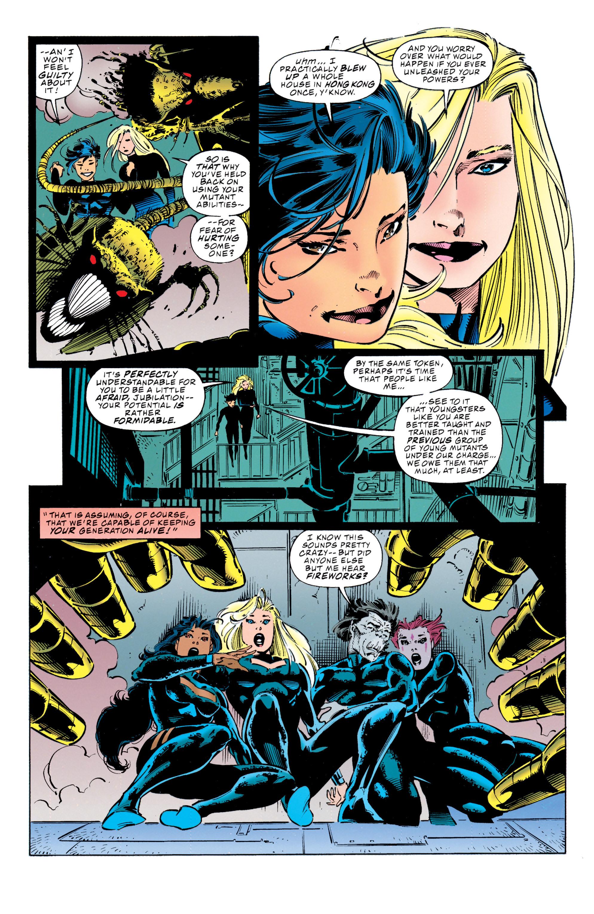 X-Men (1991) 37 Page 8