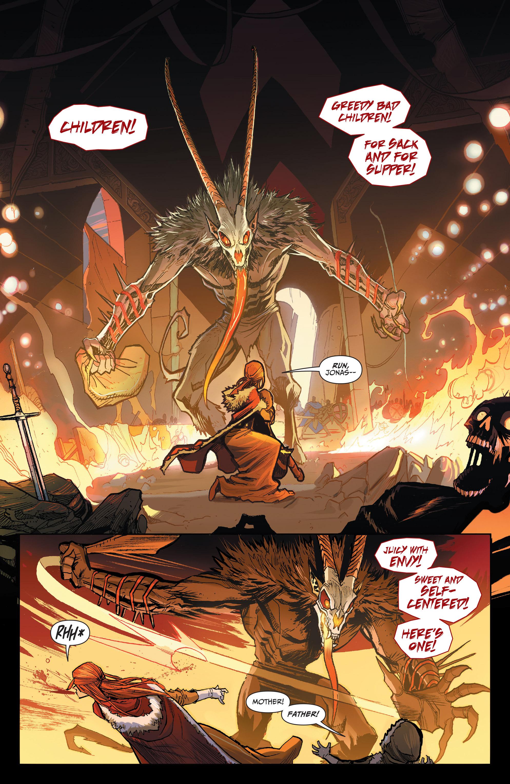 Read online Klaus comic -  Issue #7 - 4