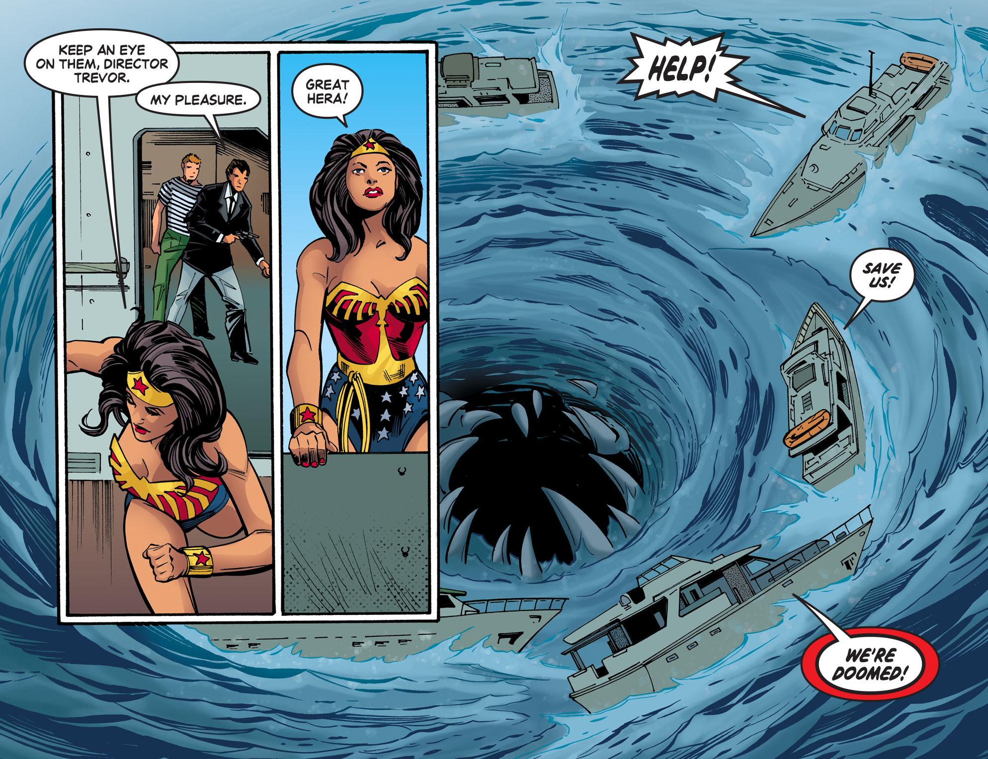 Read online Wonder Woman '77 [I] comic -  Issue #20 - 13