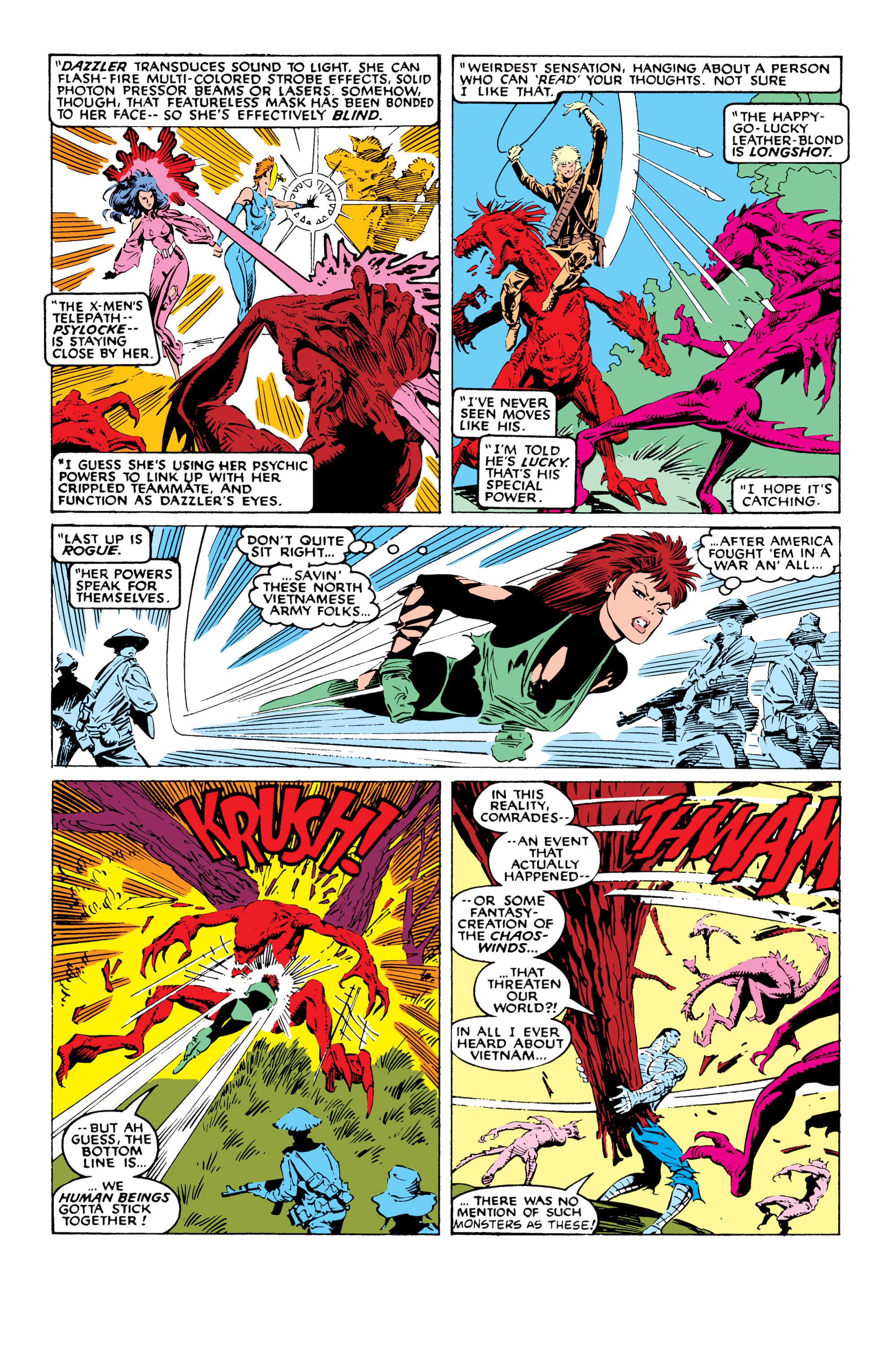 Read online Uncanny X-Men (1963) comic -  Issue #227 - 4