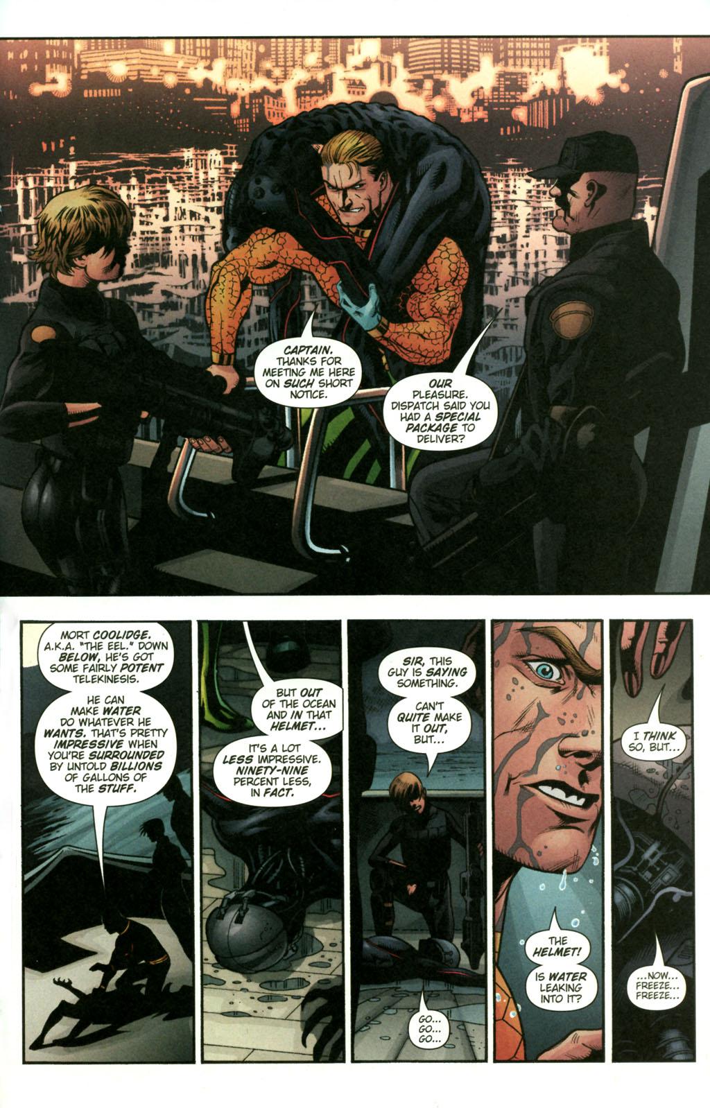 Read online Aquaman (2003) comic -  Issue #22 - 13