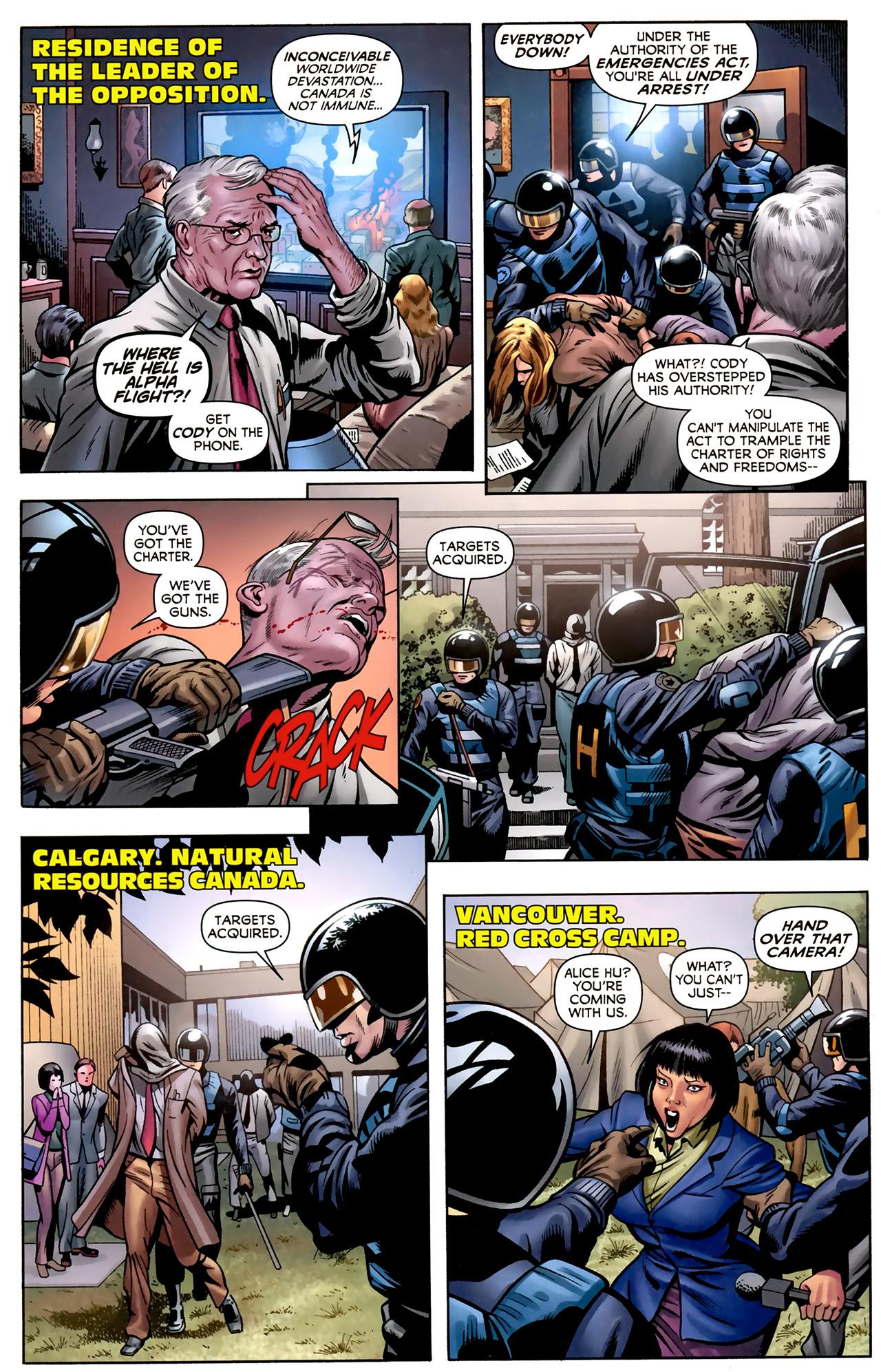 Read online Alpha Flight (2011) comic -  Issue #2 - 13