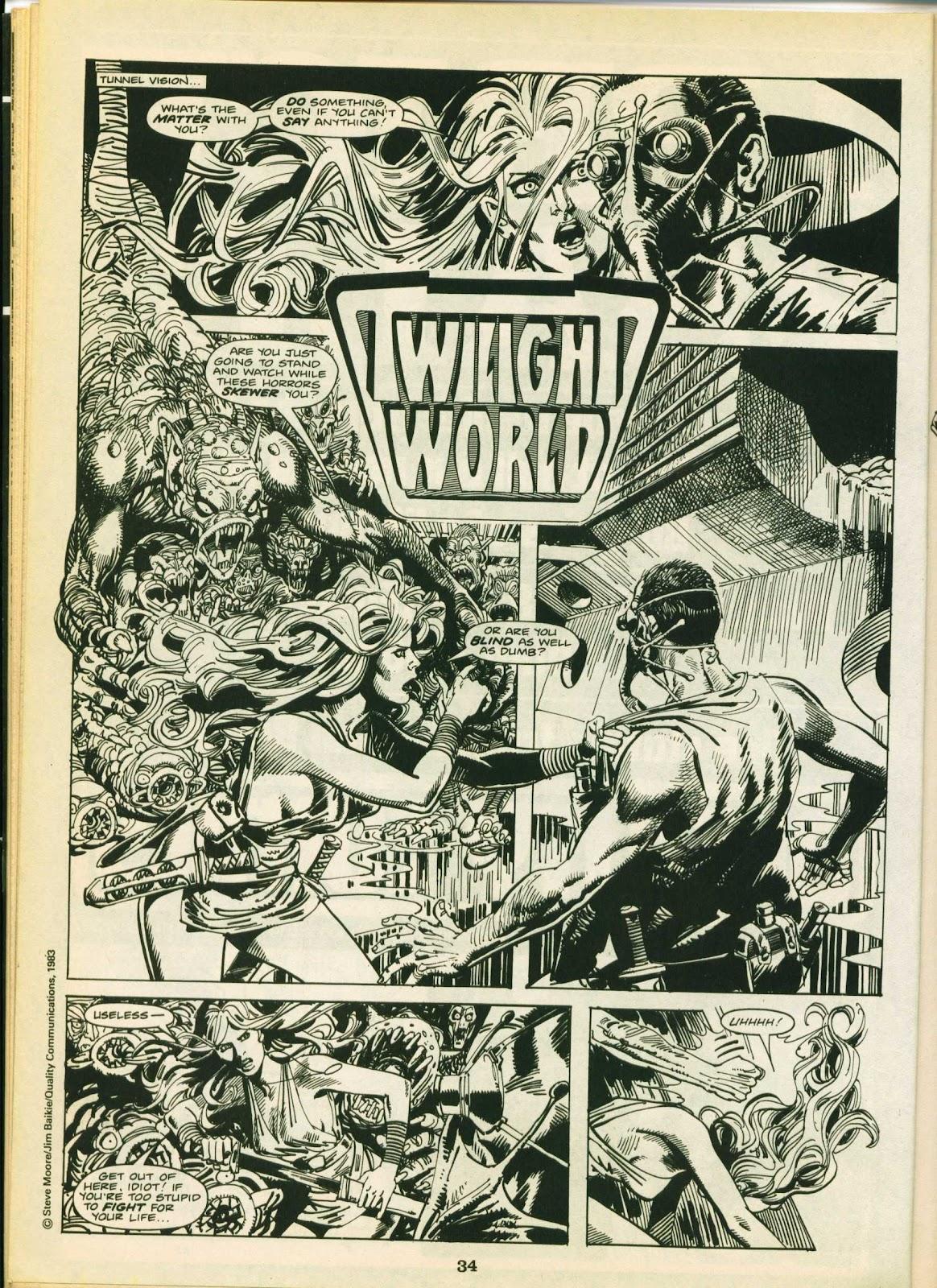 Warrior Issue #17 #18 - English 34
