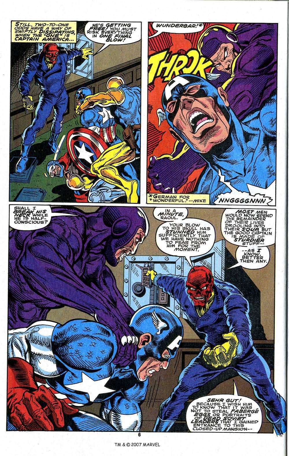 Read online Captain America (1968) comic -  Issue # _Annual 13 - 8