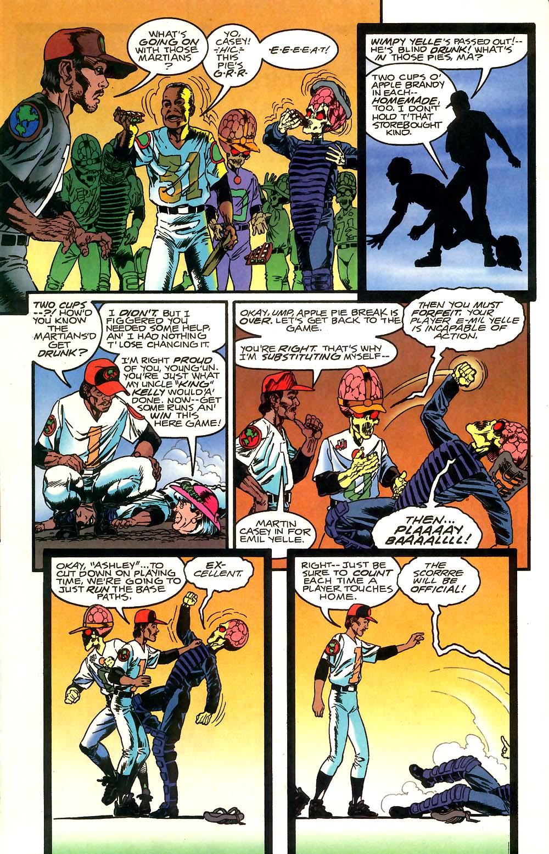 Read online Mars Attacks Baseball Special comic -  Issue # Full - 20
