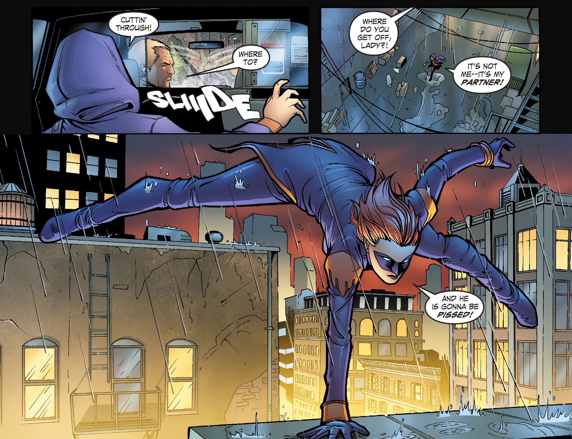 Read online Smallville: Alien comic -  Issue #4 - 4