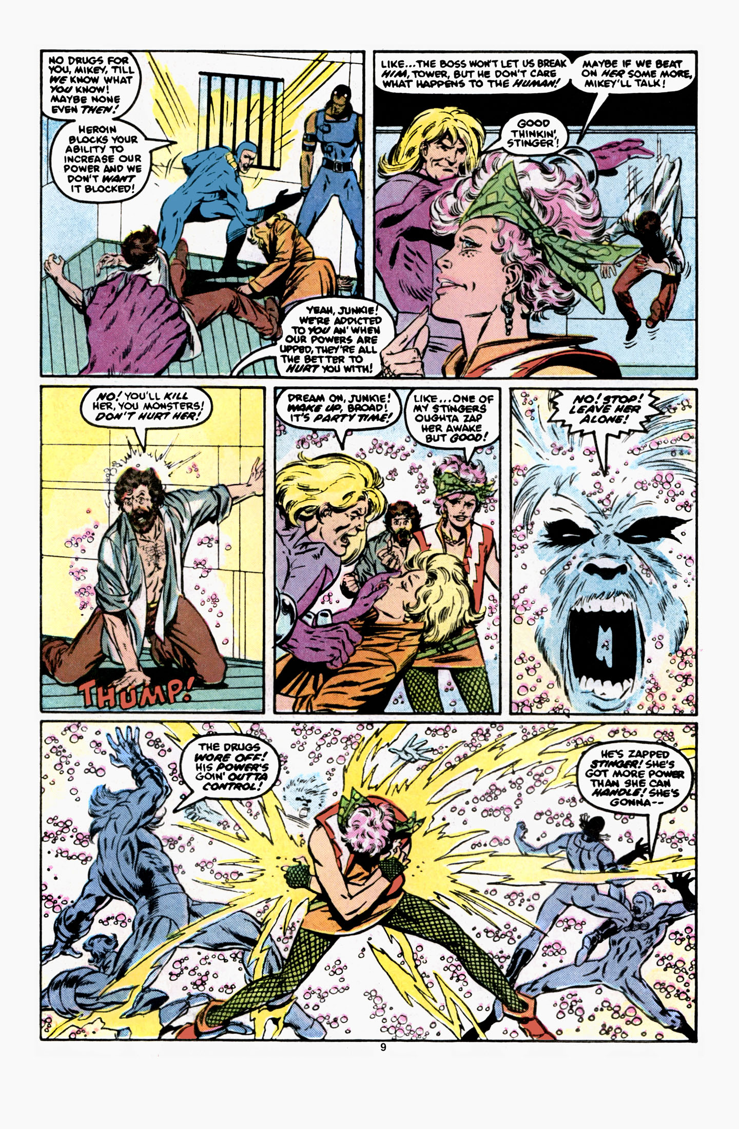Read online X-Factor (1986) comic -  Issue #6 - 10