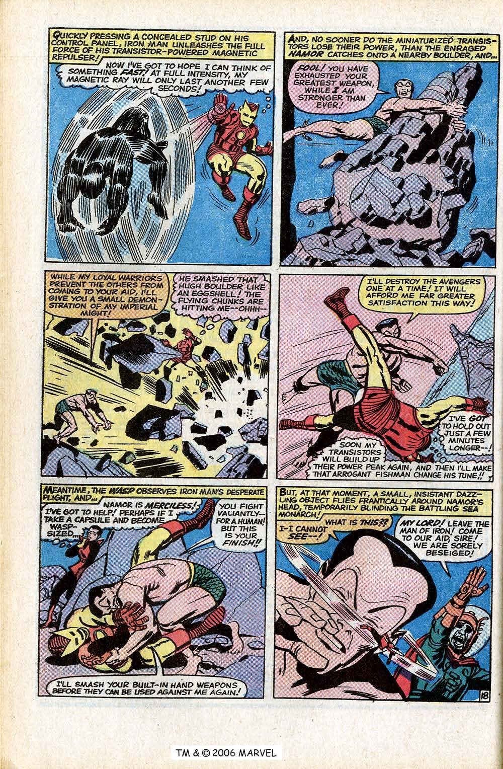 The Avengers (1963) _Annual_3 Page 23