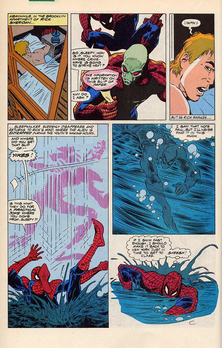 Read online Sleepwalker comic -  Issue #6 - 14