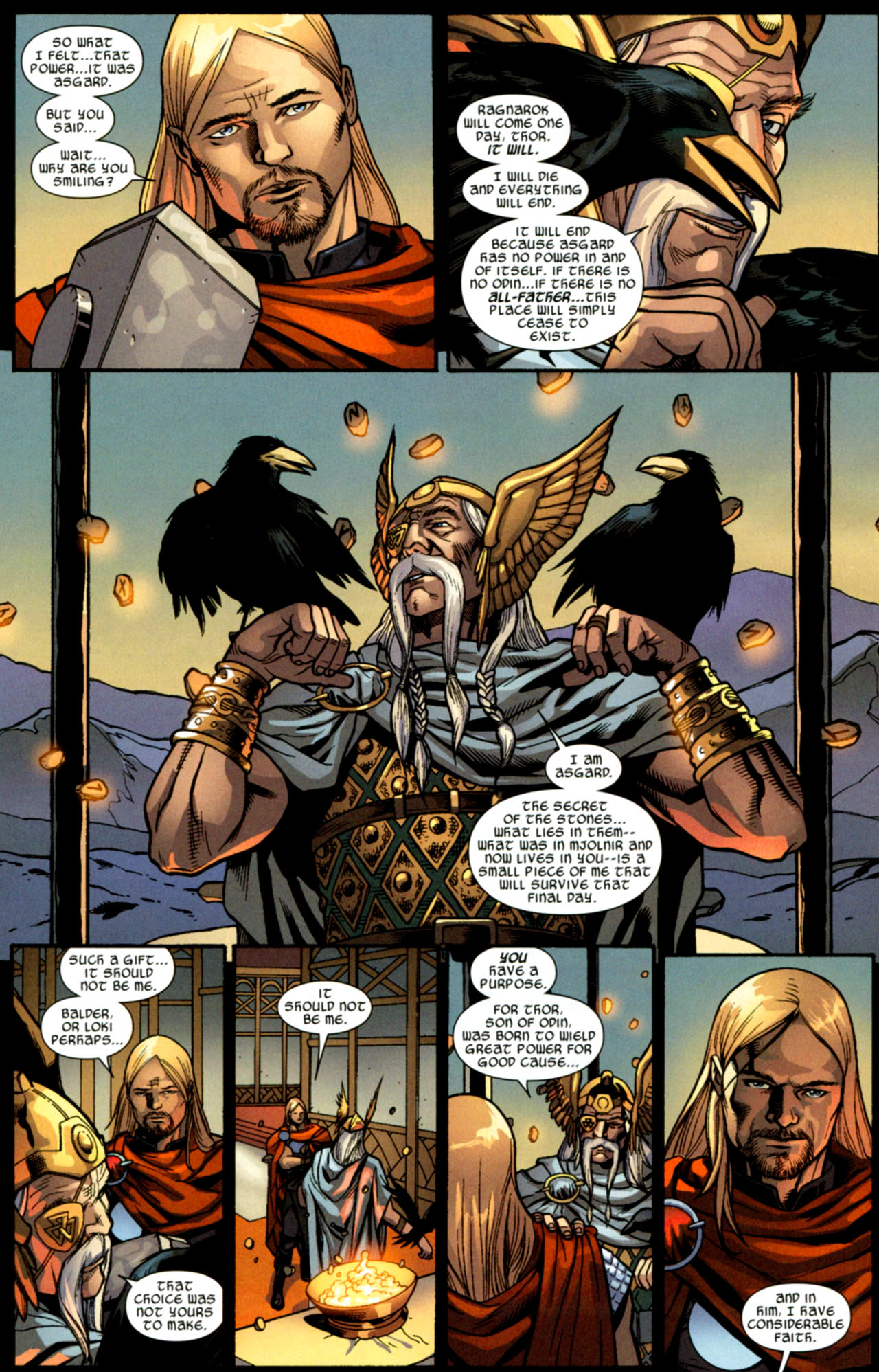 Read online Ultimate Thor comic -  Issue #2 - 16