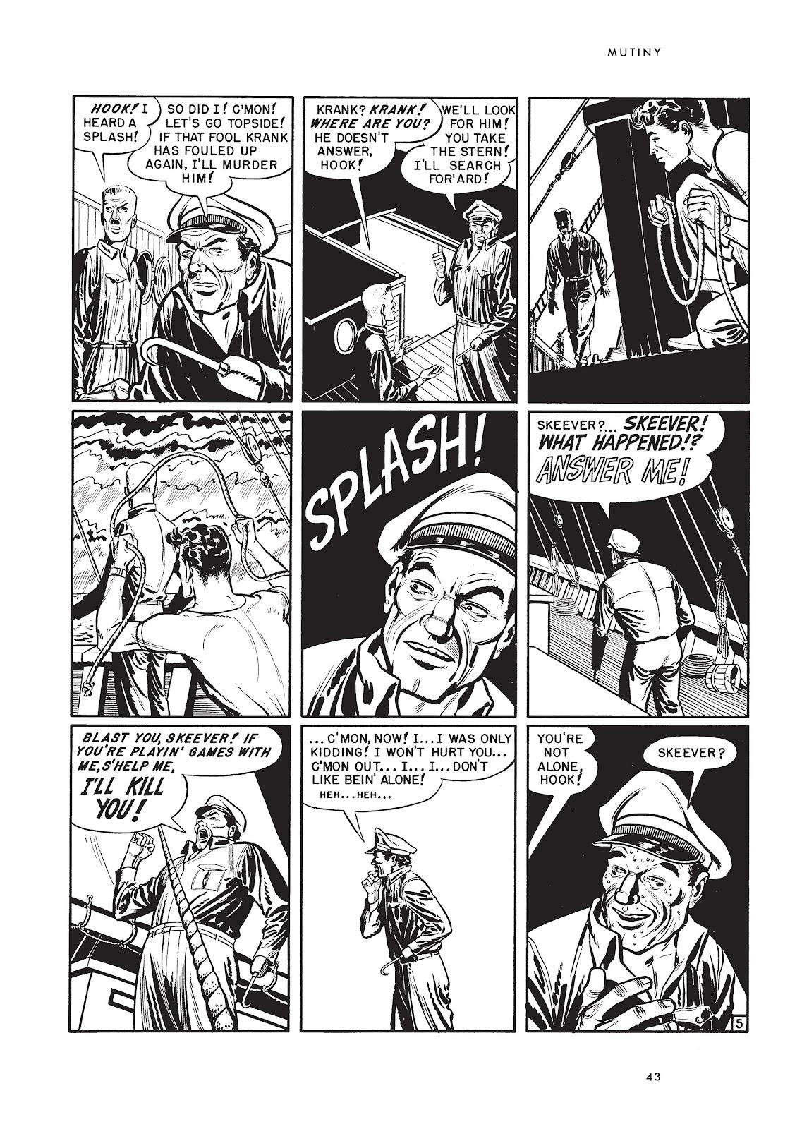 Read online Voodoo Vengeance and Other Stories comic -  Issue # TPB (Part 1) - 60