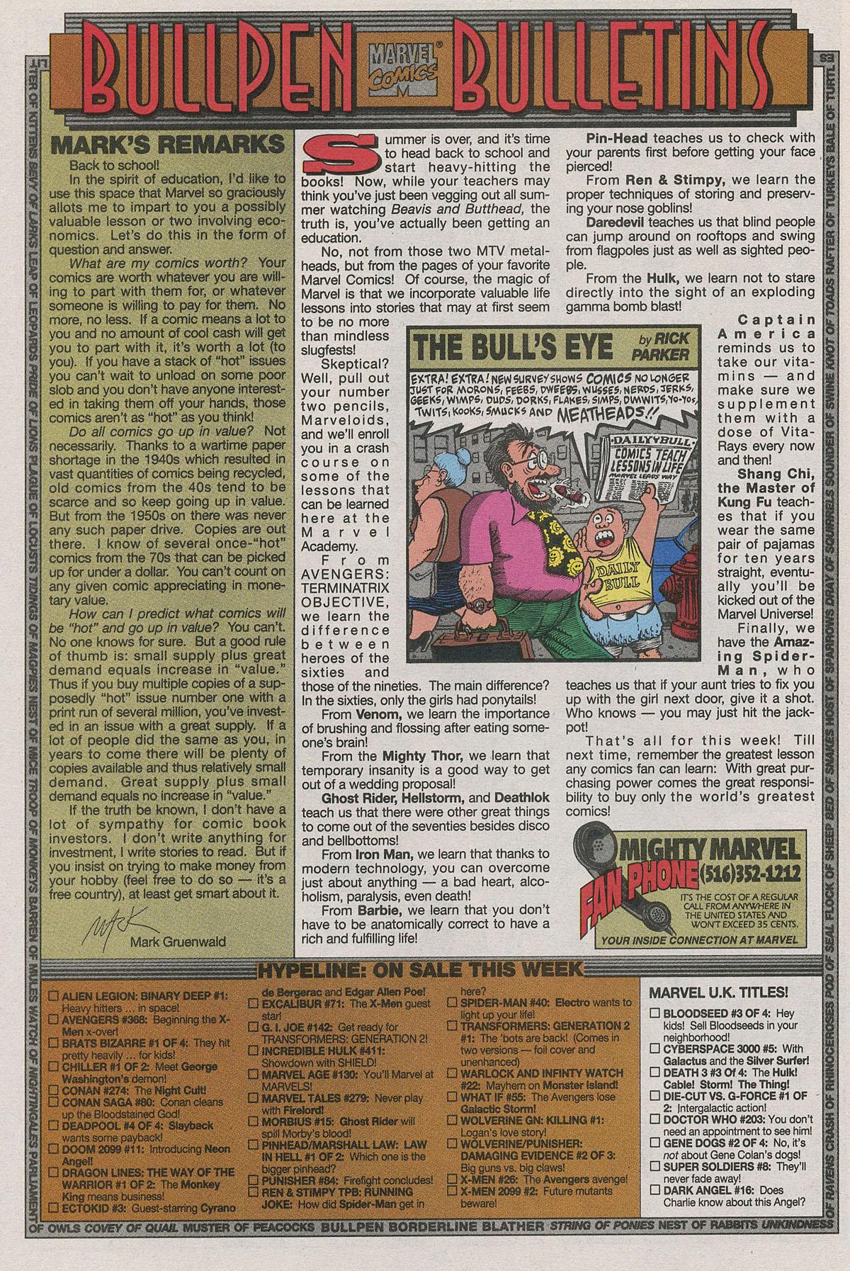Read online Wonder Man (1991) comic -  Issue #25 - 19
