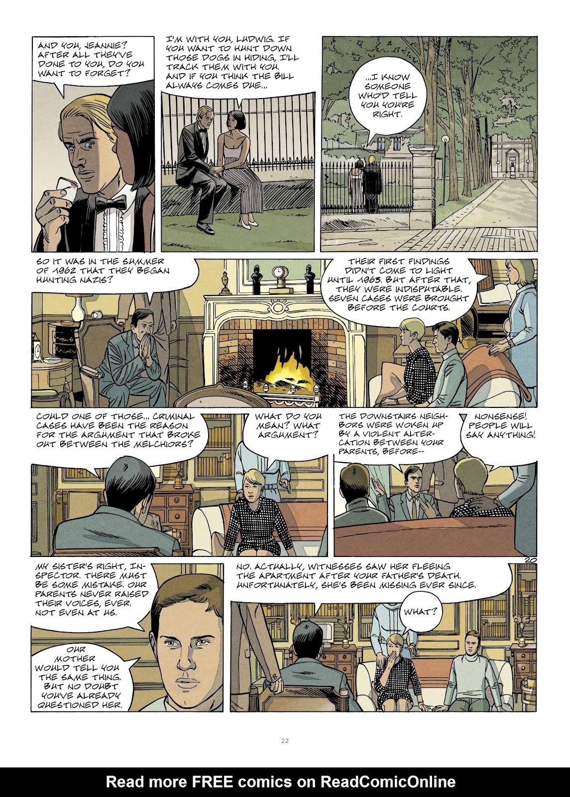 Read online Sherman comic -  Issue #7 - 22