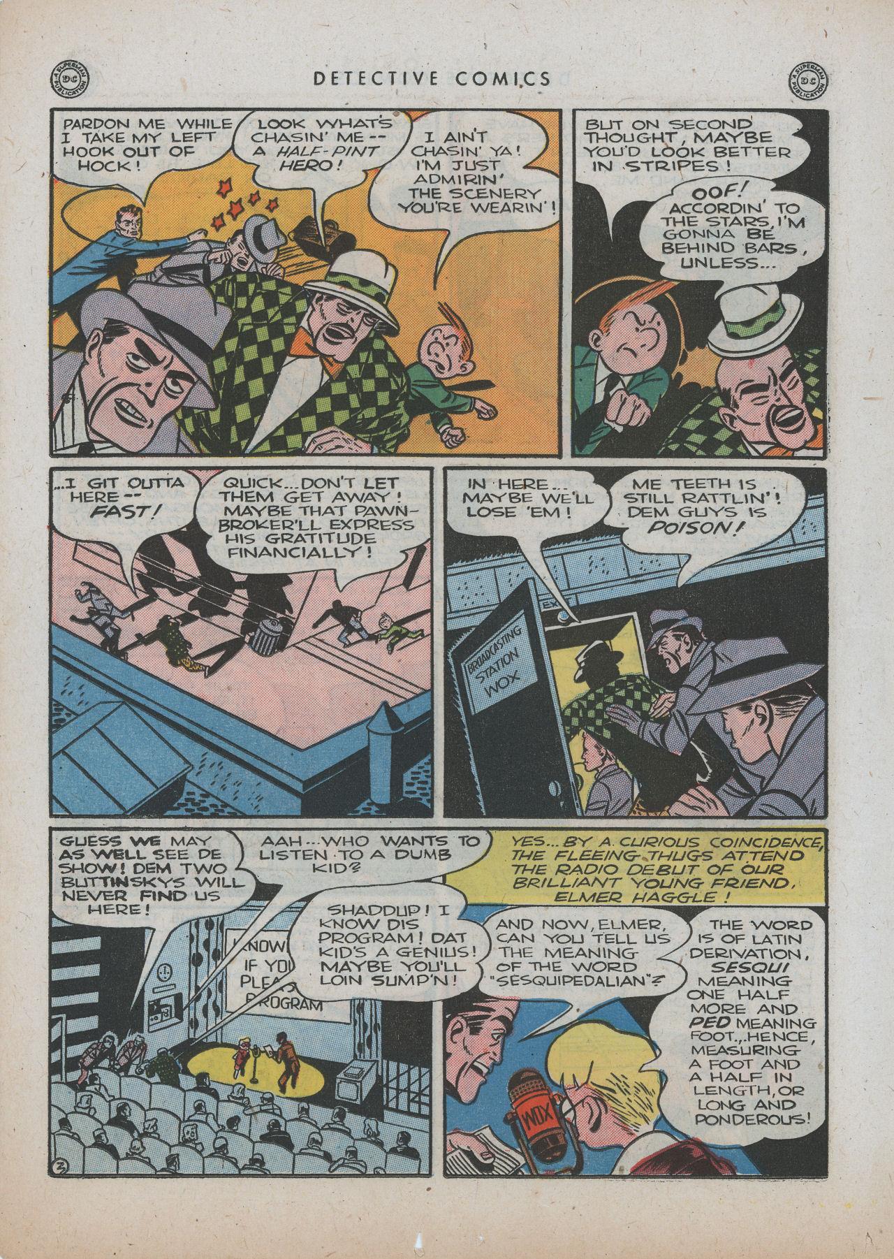 Read online Detective Comics (1937) comic -  Issue #89 - 40