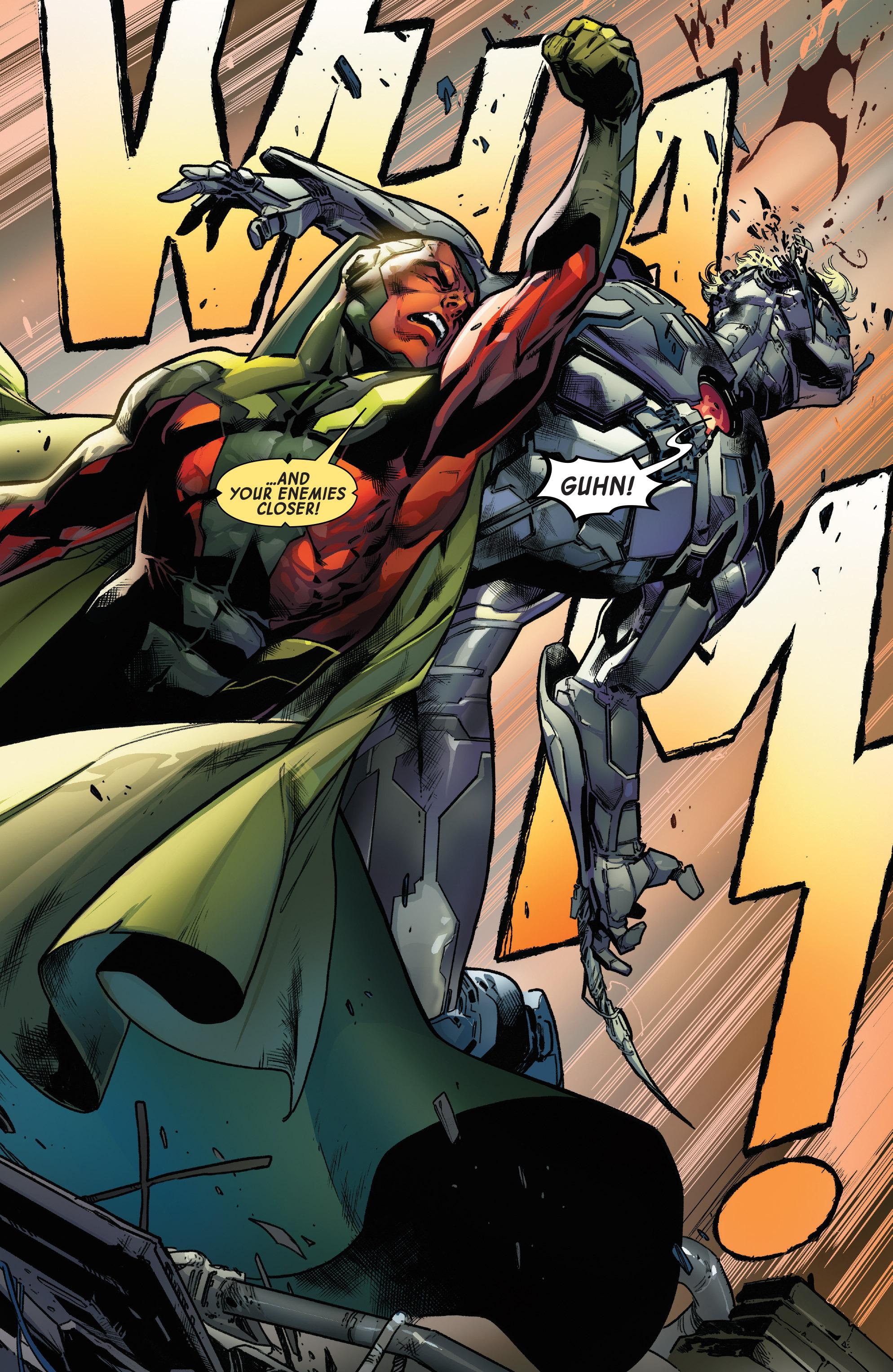 Read online Uncanny Avengers [II] comic -  Issue #11 - 4