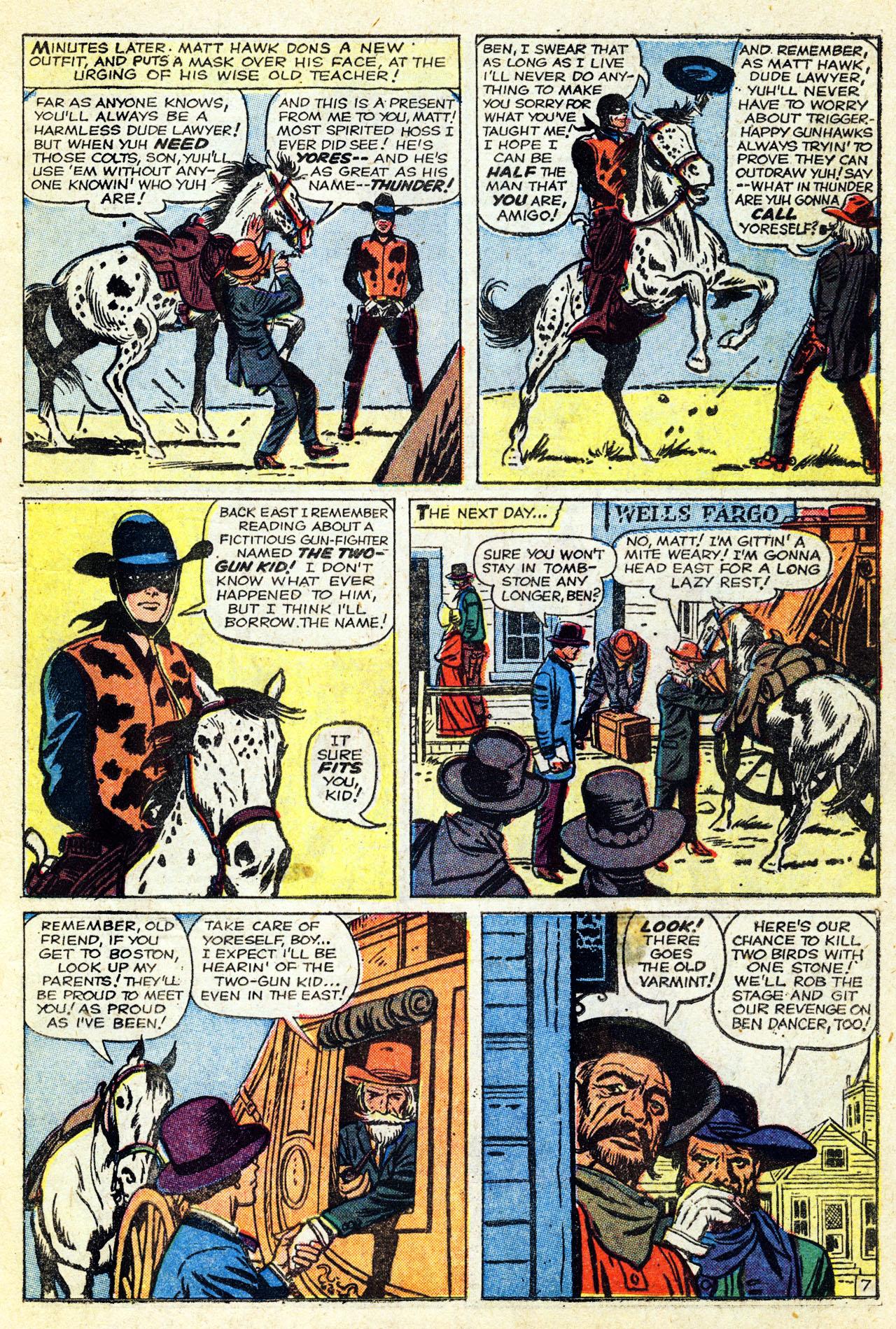Read online Two-Gun Kid comic -  Issue #60 - 11