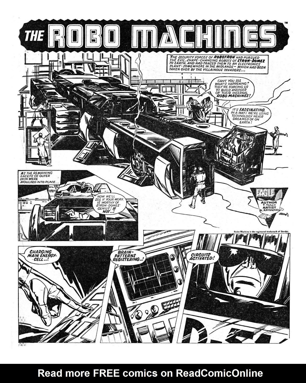 Read online Robo Machines comic -  Issue # TPB - 51