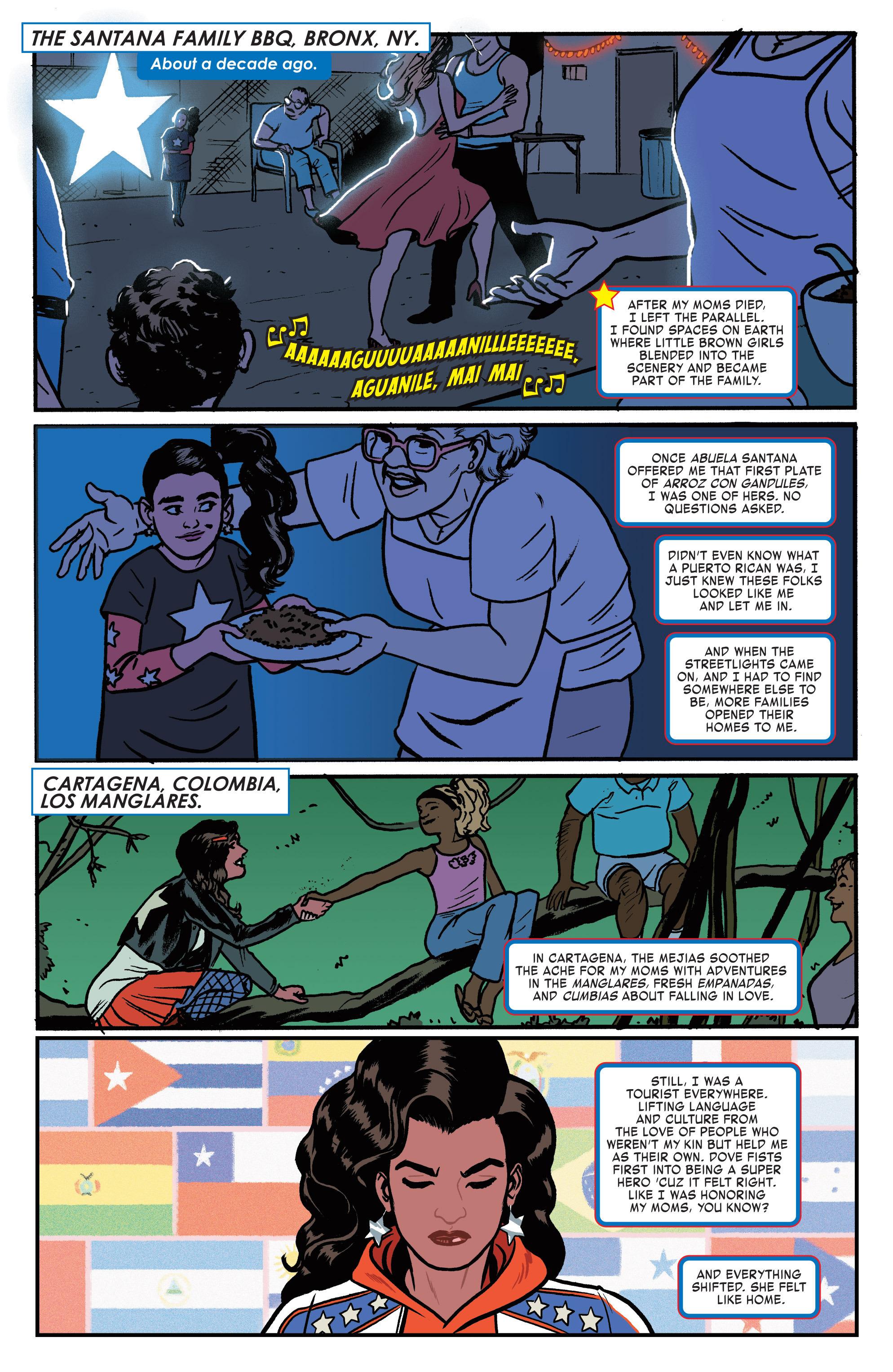 Read online America (2016) comic -  Issue #3 - 4