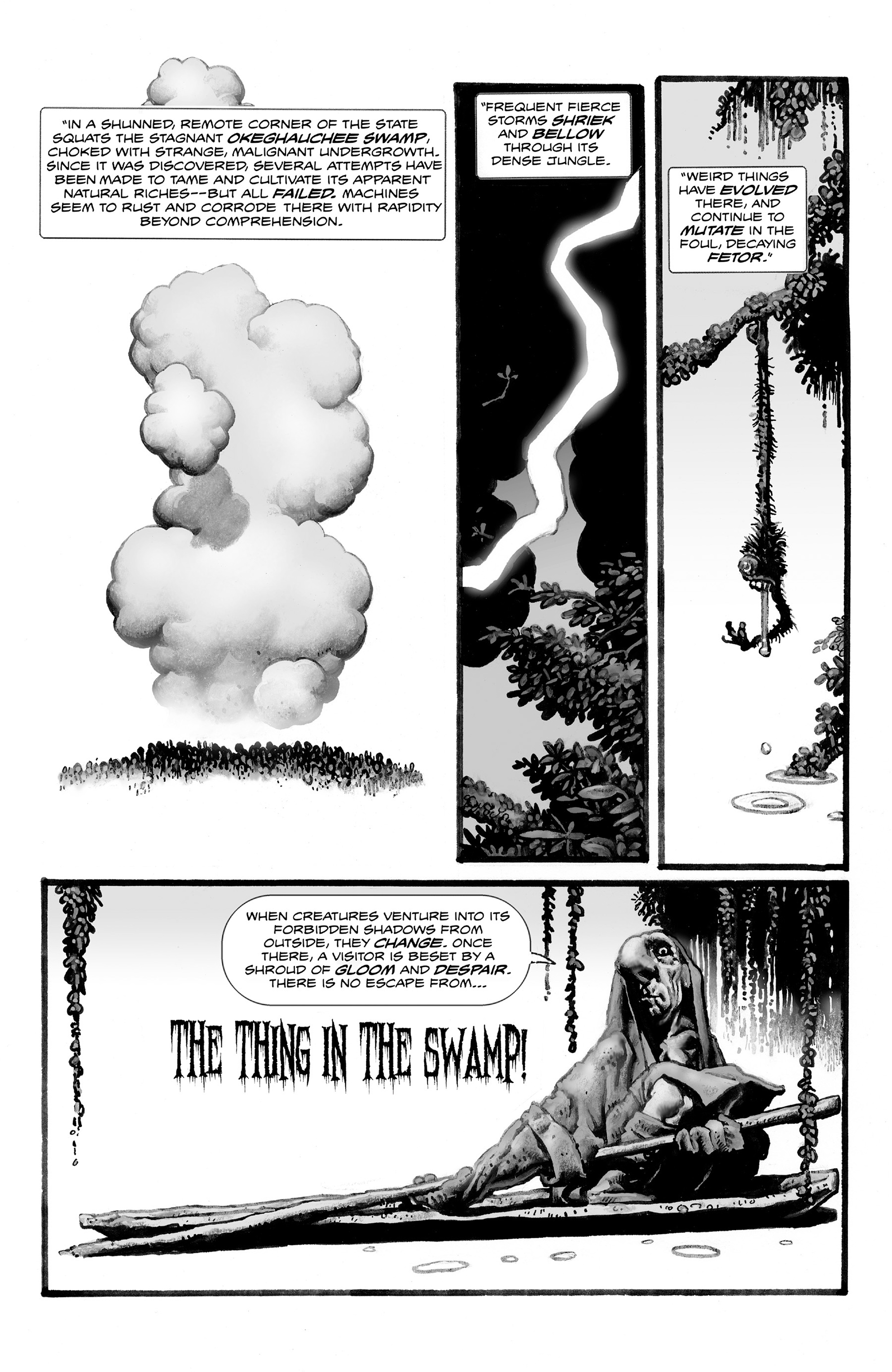 Read online Shadows on the Grave comic -  Issue #2 - 11