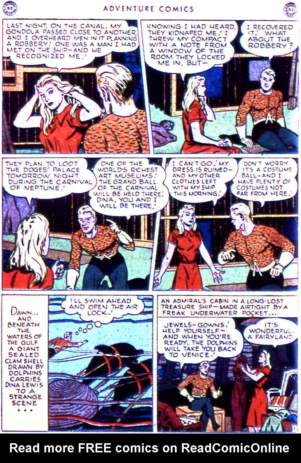 Read online Adventure Comics (1938) comic -  Issue #123 - 30