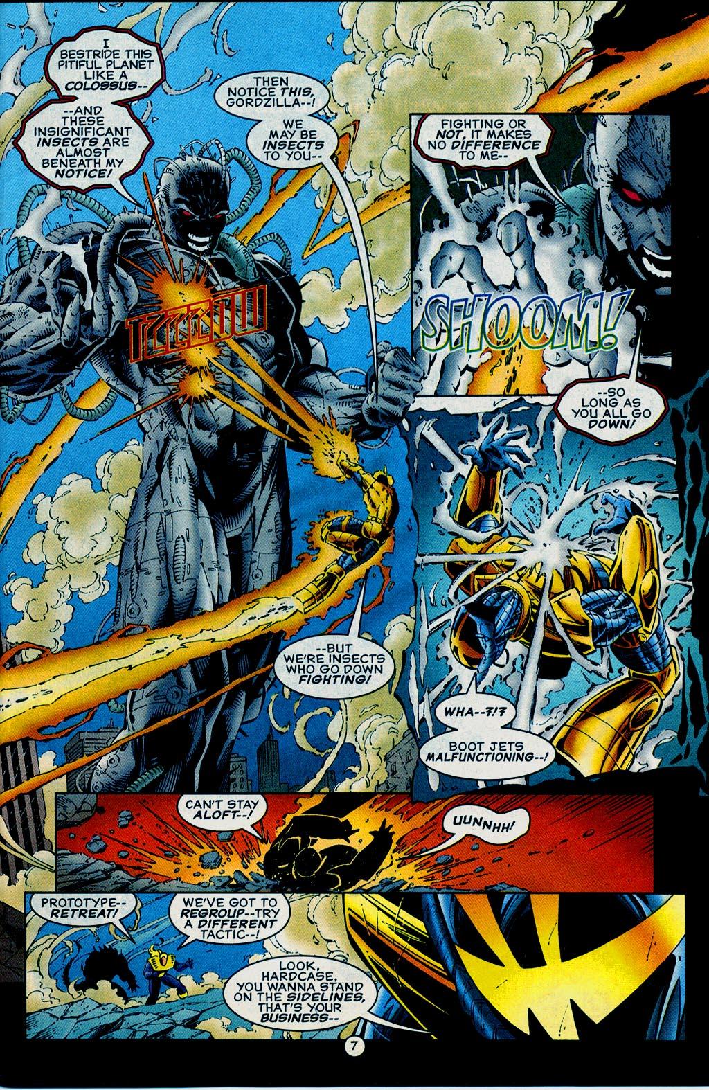 Read online UltraForce (1995) comic -  Issue #15 - 8