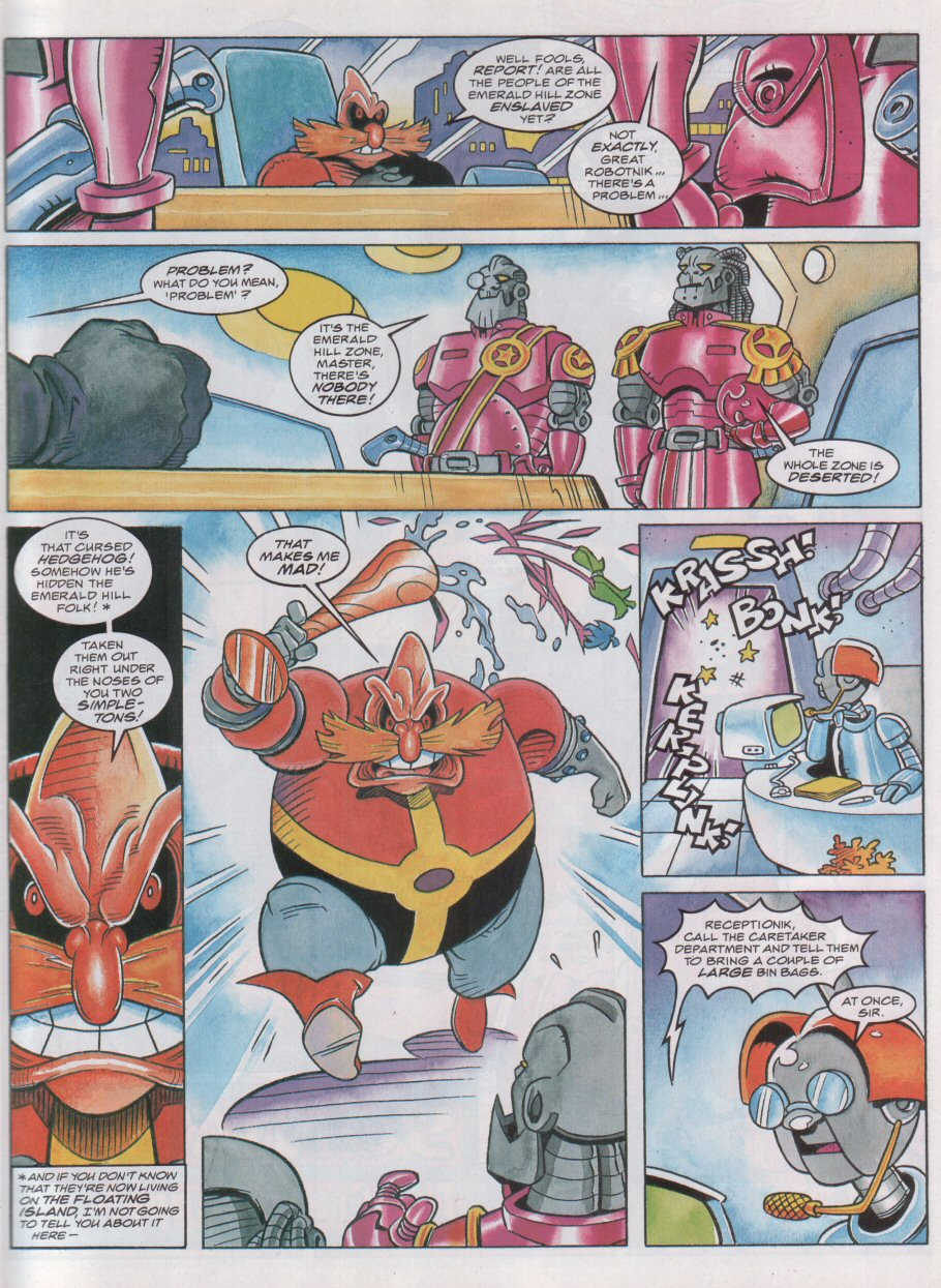 Read online Sonic the Comic comic -  Issue #55 - 4