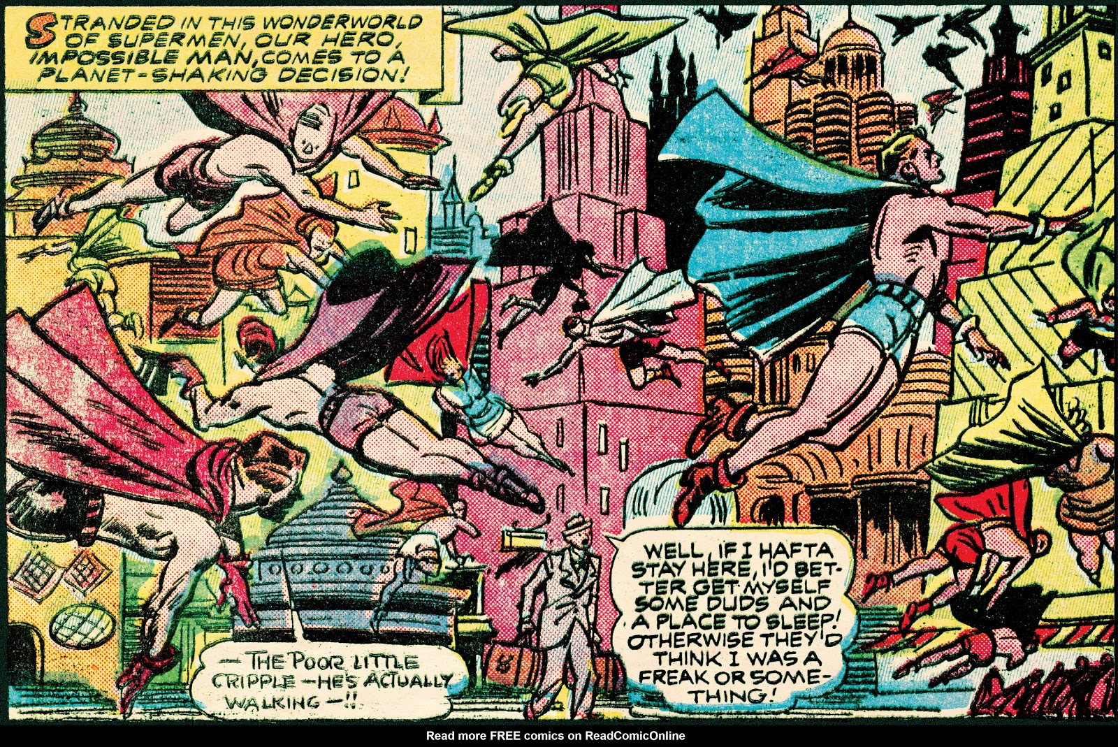 Read online Super Weird Heroes comic -  Issue # TPB 1 (Part 3) - 120