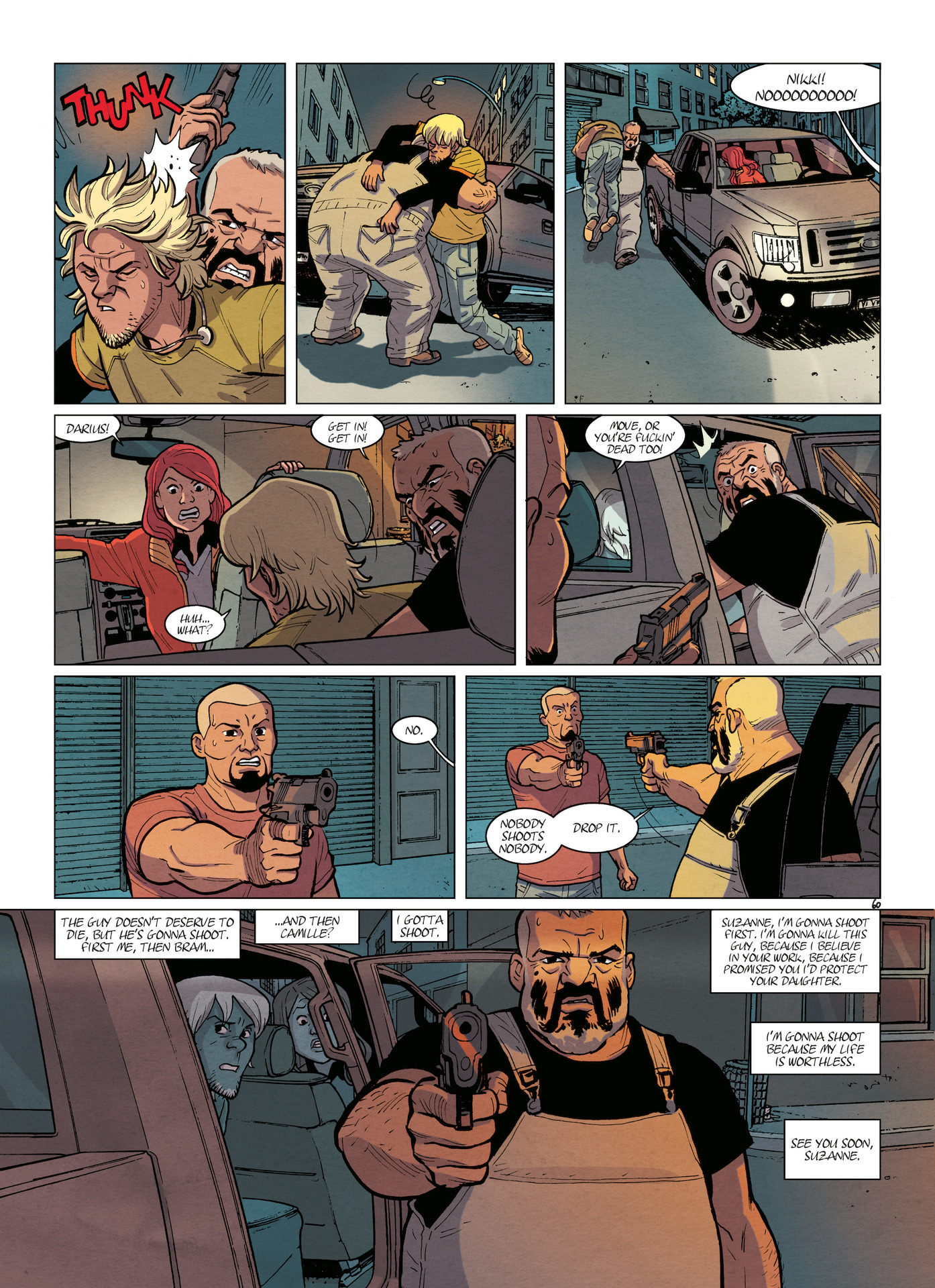 Read online Alter Ego comic -  Issue #6 - 64