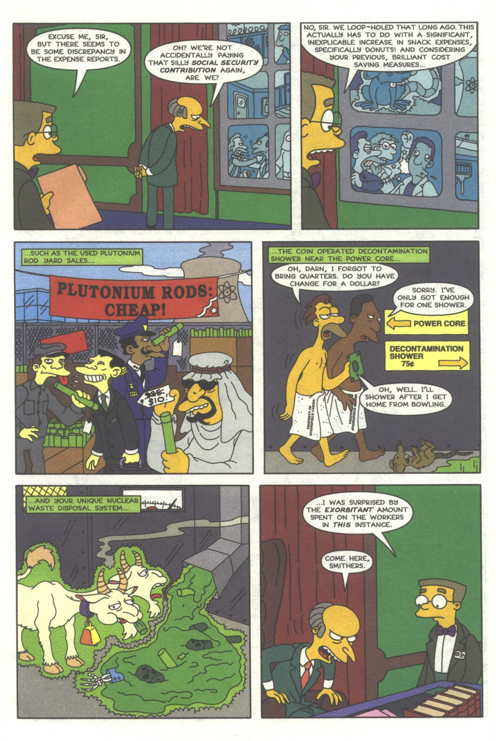 Read online Simpsons Comics comic -  Issue #38 - 4