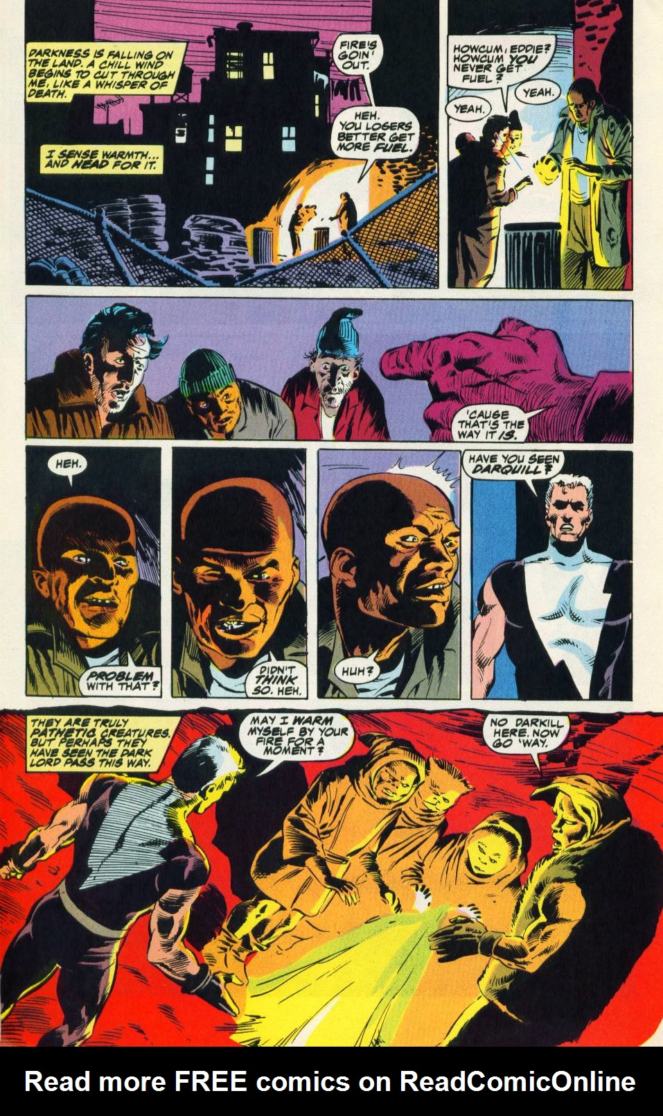 Read online Justice (1986) comic -  Issue #22 - 9